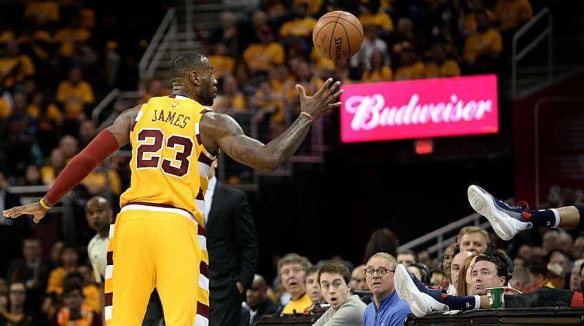 62e55f38e92 LeBron James Jr. Is A Baller Like His Father - Page 5