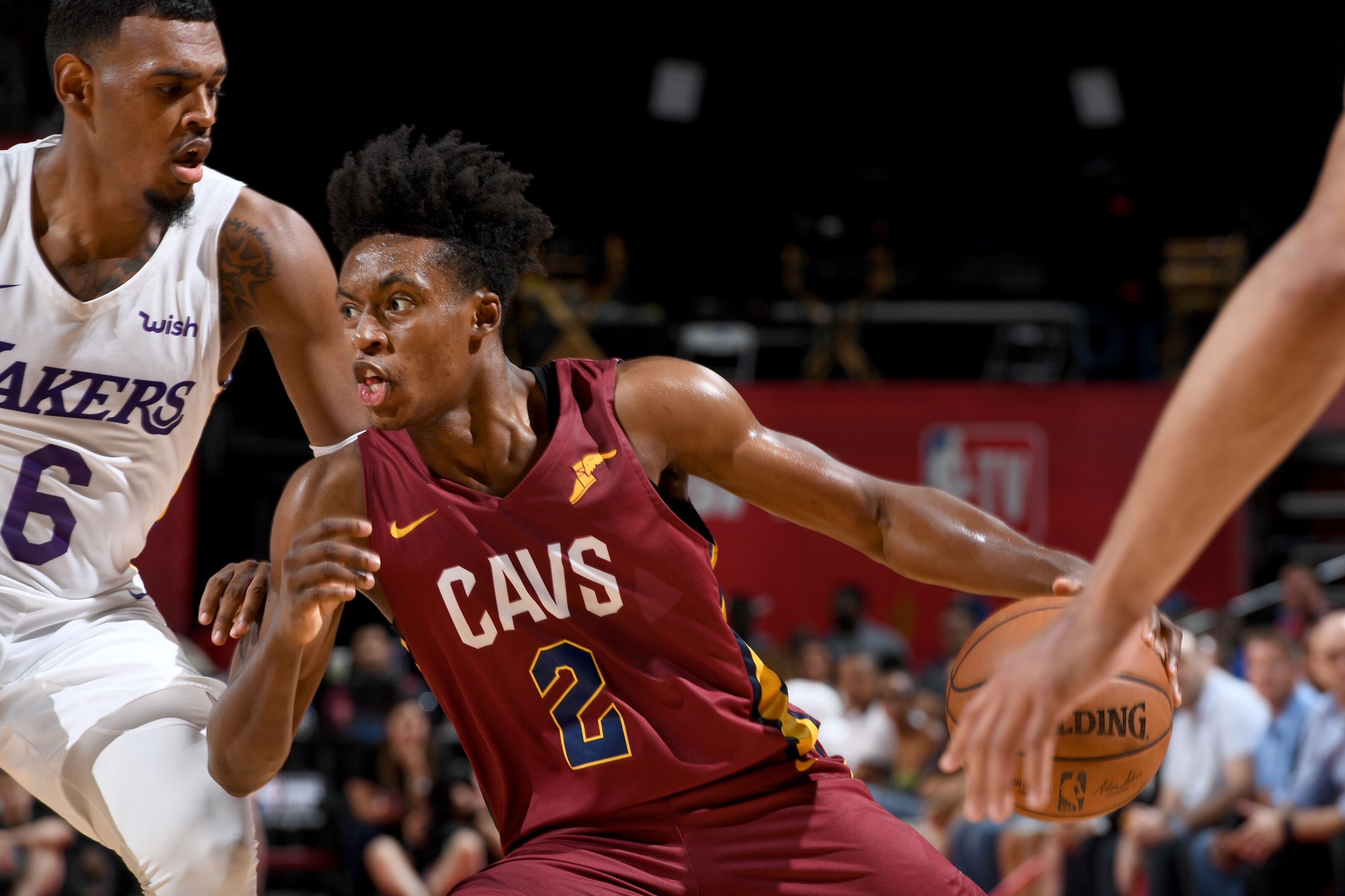 Cleveland Cavaliers  Collin Sexton shines as Cavs fall to Los Angeles  Lakers in LVSL semifinals 38be02404