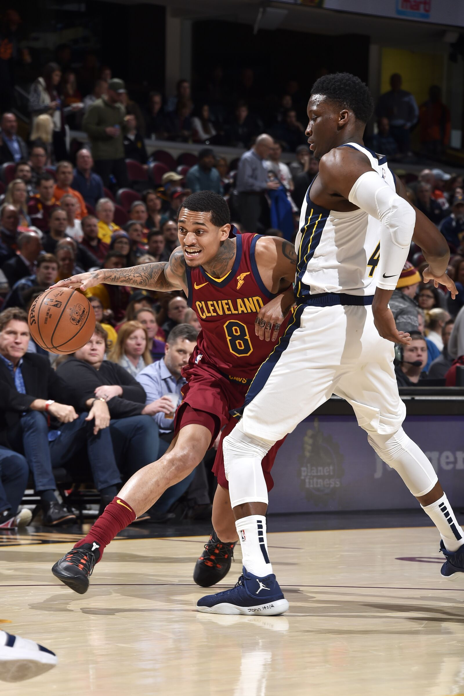 c888e8471d4 Cleveland Cavaliers: Jordan Clarkson wanting to stay put is right message