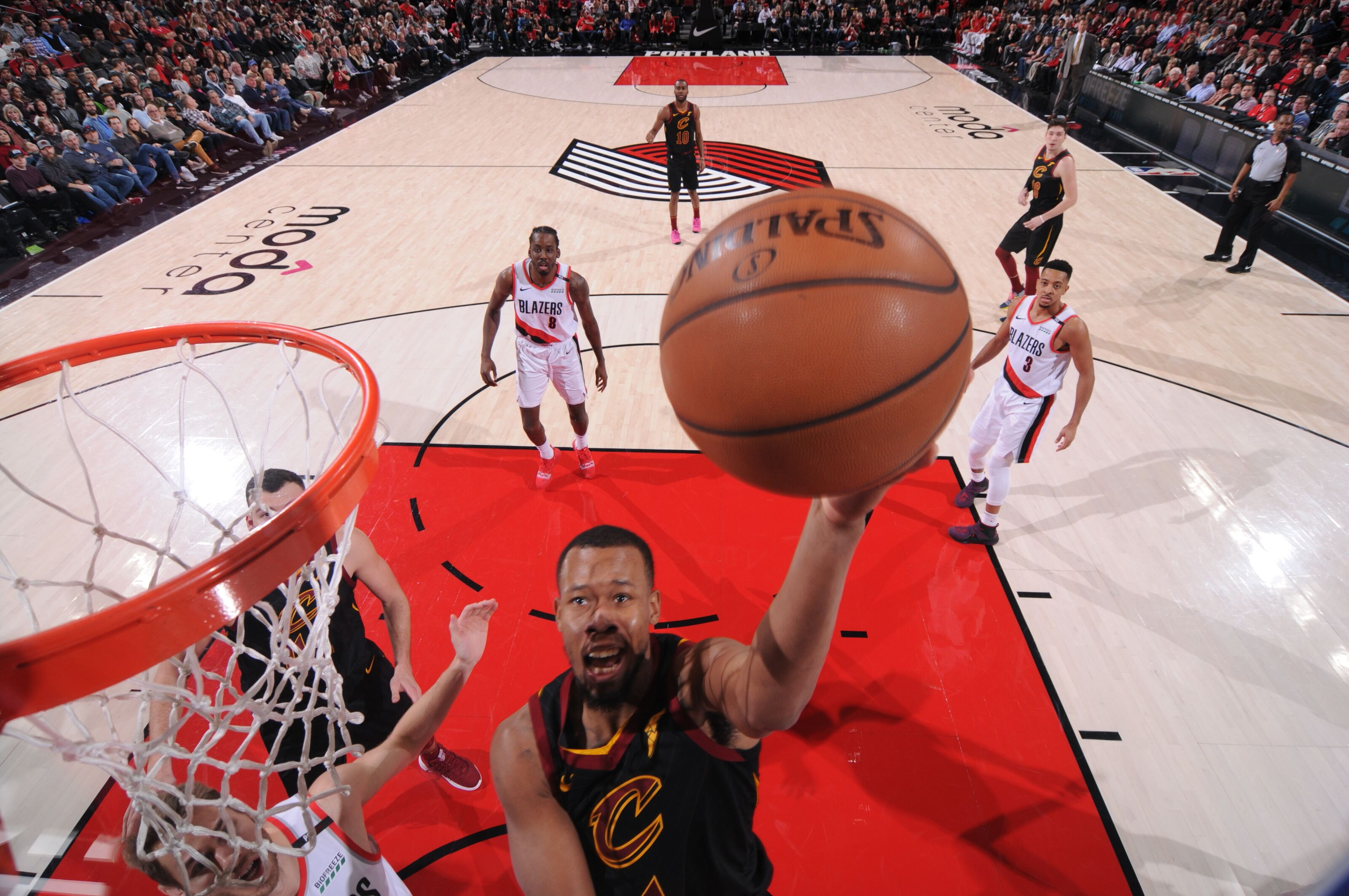 It's understandable why Rodney Hood struggled with Cavs last year