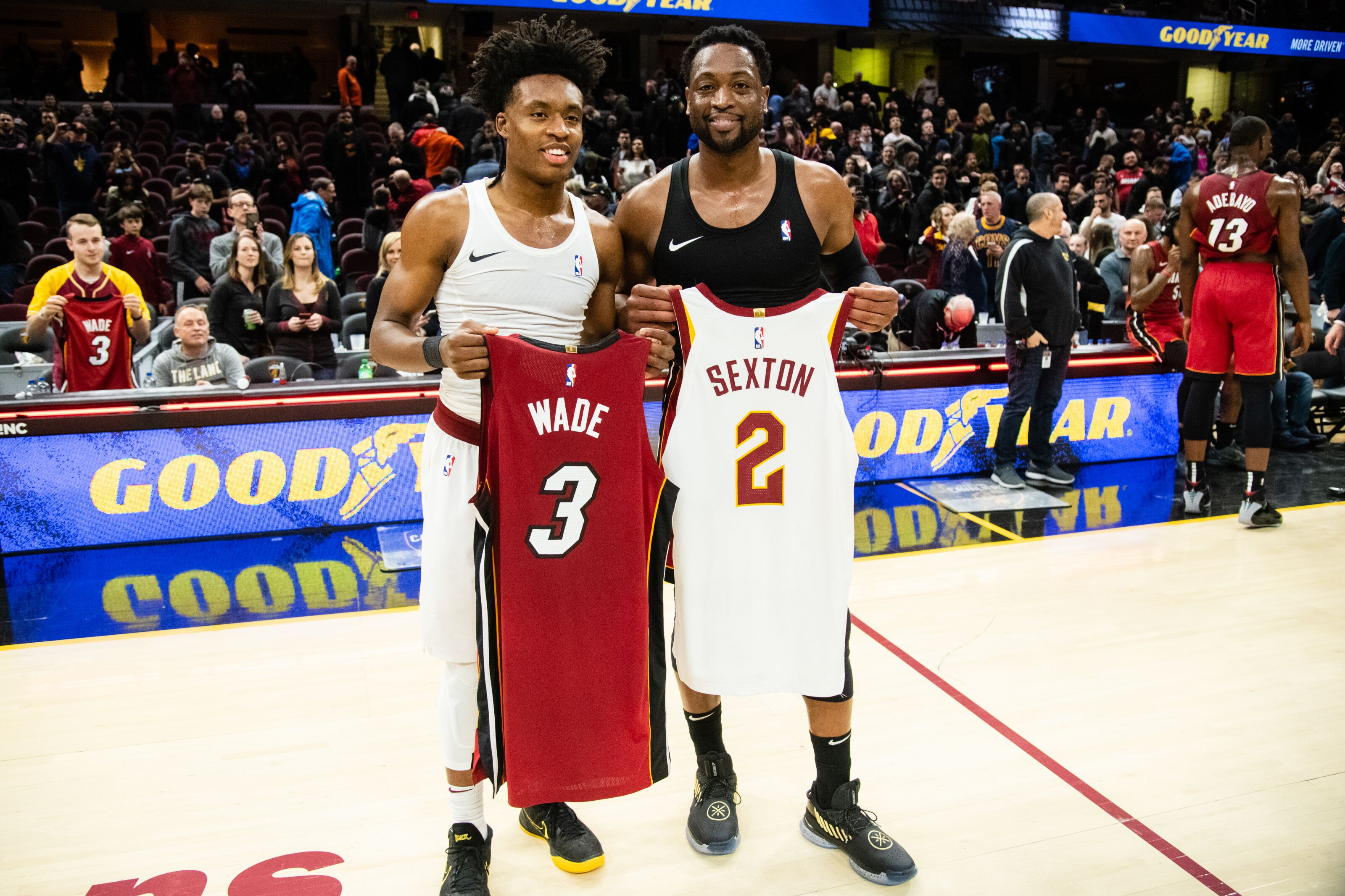 7e07775fafd Cleveland Cavaliers: Dwyane Wade-Collin Sexton swap is meaningful