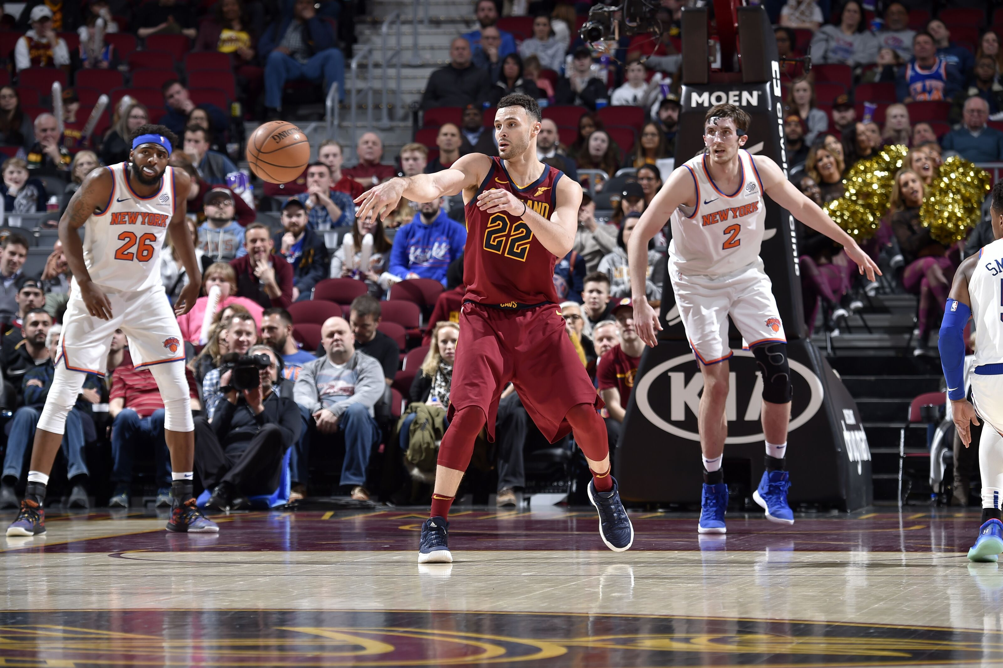 Cavs: Larry Nance Jr. should keep playing starter's minutes for foreseeable future