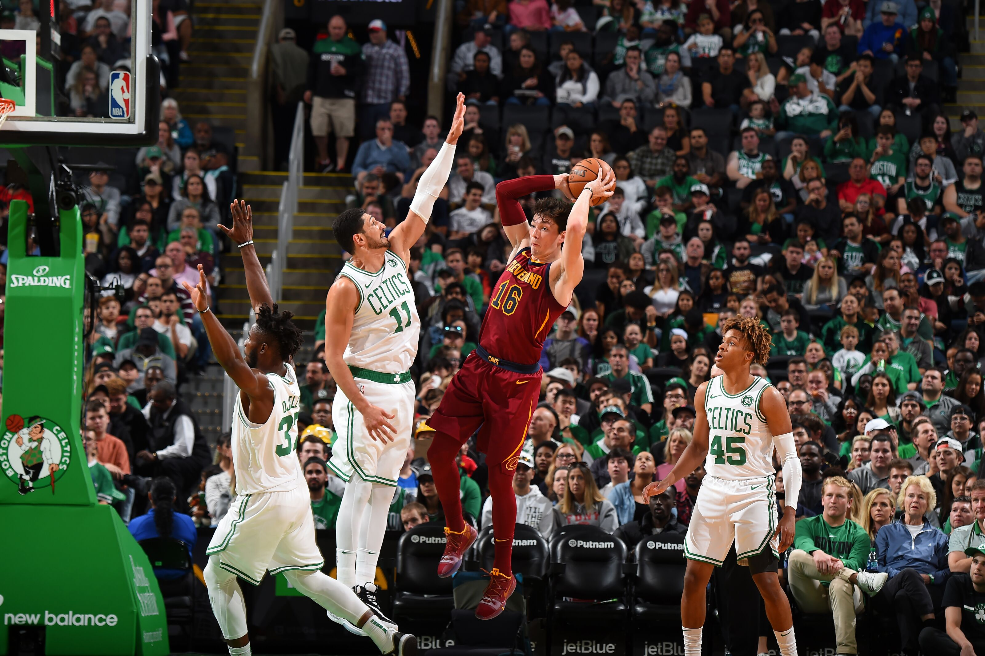 Cavs: Won't be much to write home about vs. massively short-handed Celtics