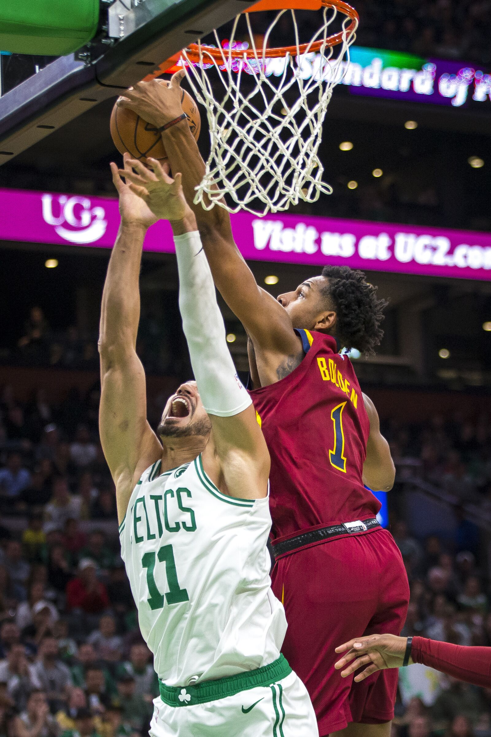 Cavs: Ante Zizic's reported plantar fasciitis injury should lead to a Marques Bolden two-way deal
