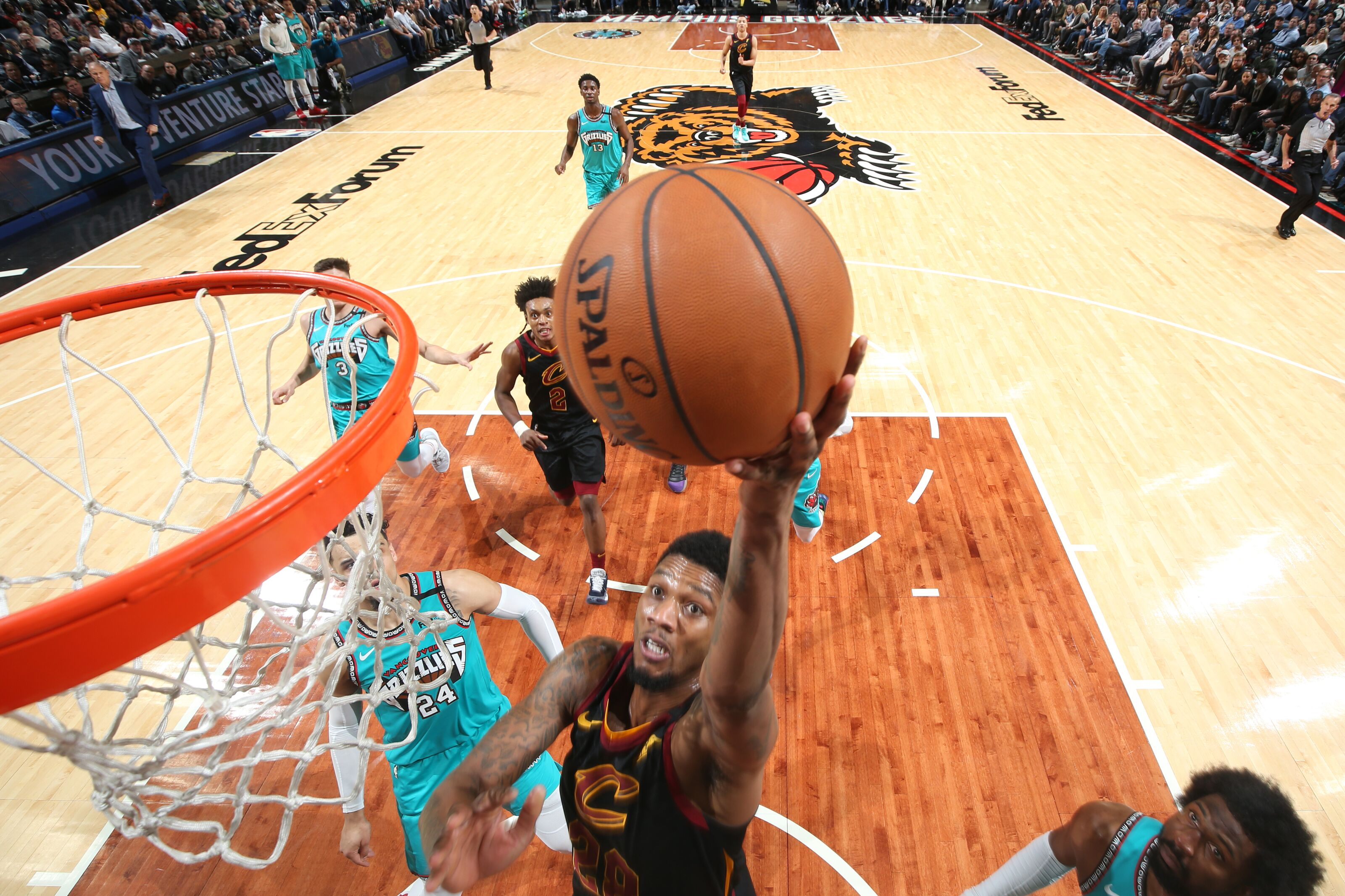 Cavs: With even tougher times ahead, Alfonzo McKinnie should stick