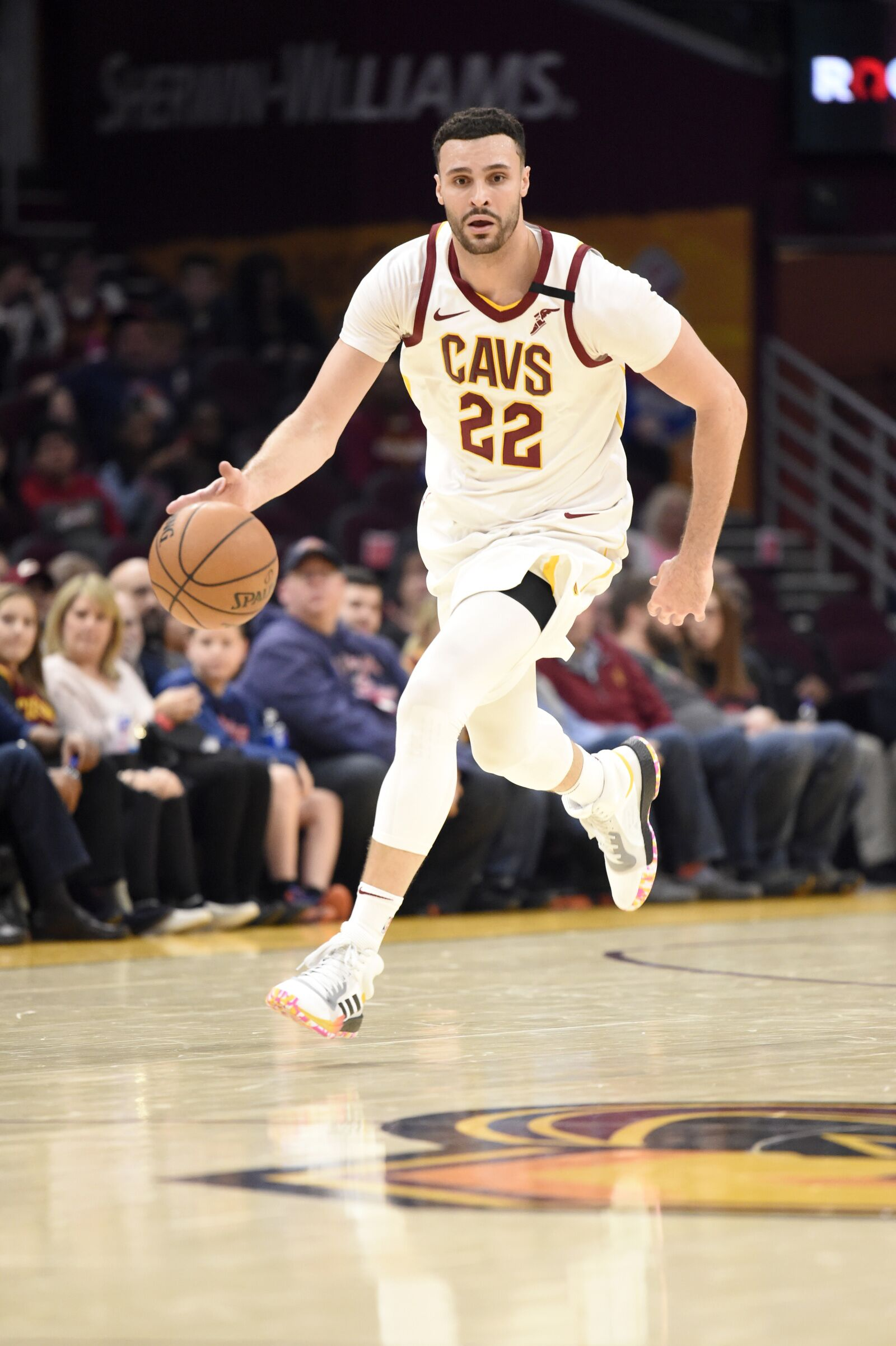 Larry Nance Jr. continues to prove he's Cavs' best all-around big