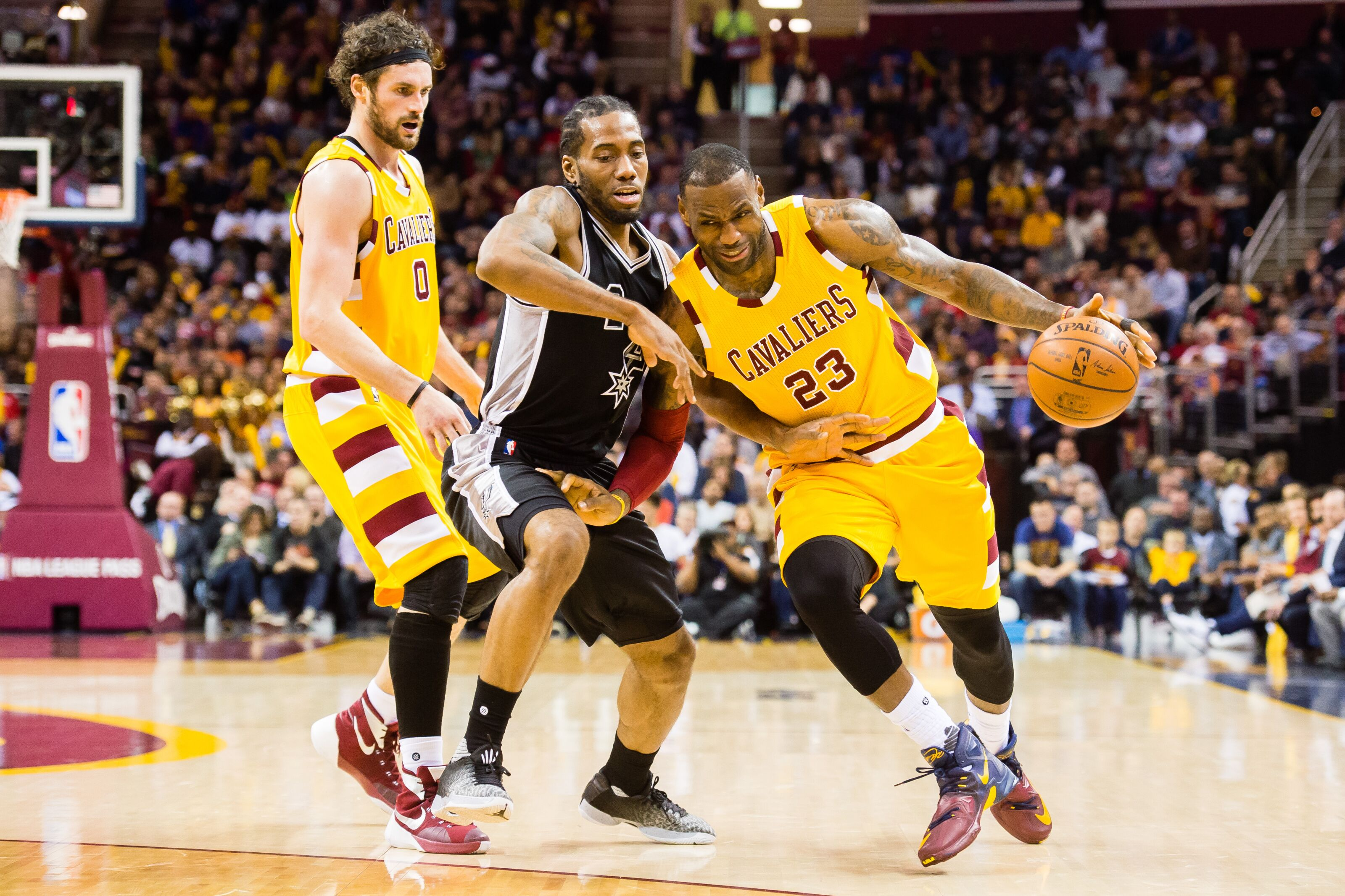 e95302bdd6a How the Cleveland Cavaliers can offer a  King s Ransom  for Kawhi Leonard