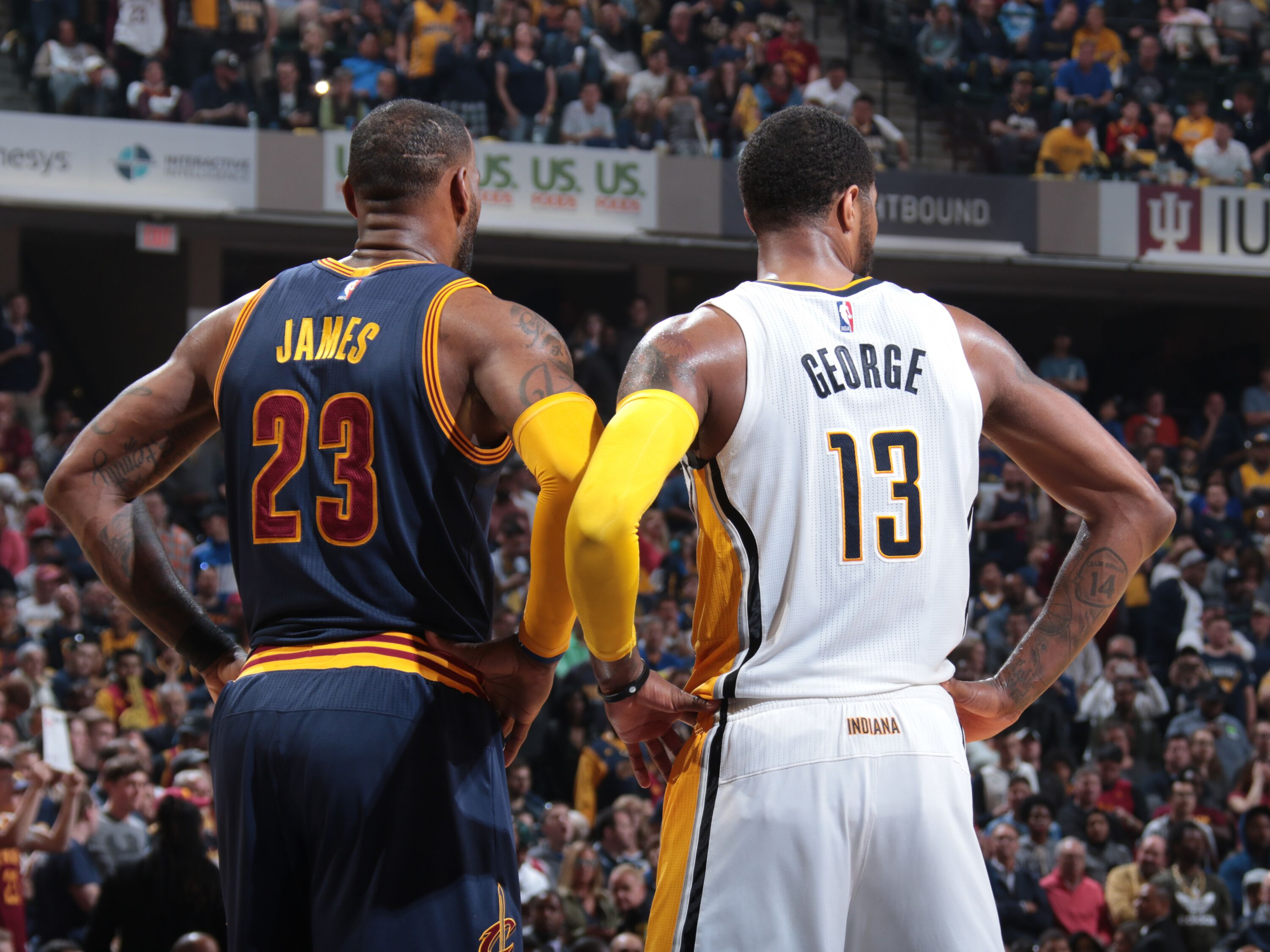 7adba6b17f5 Cleveland Cavaliers  The pathway to a Paul George sign-and-trade