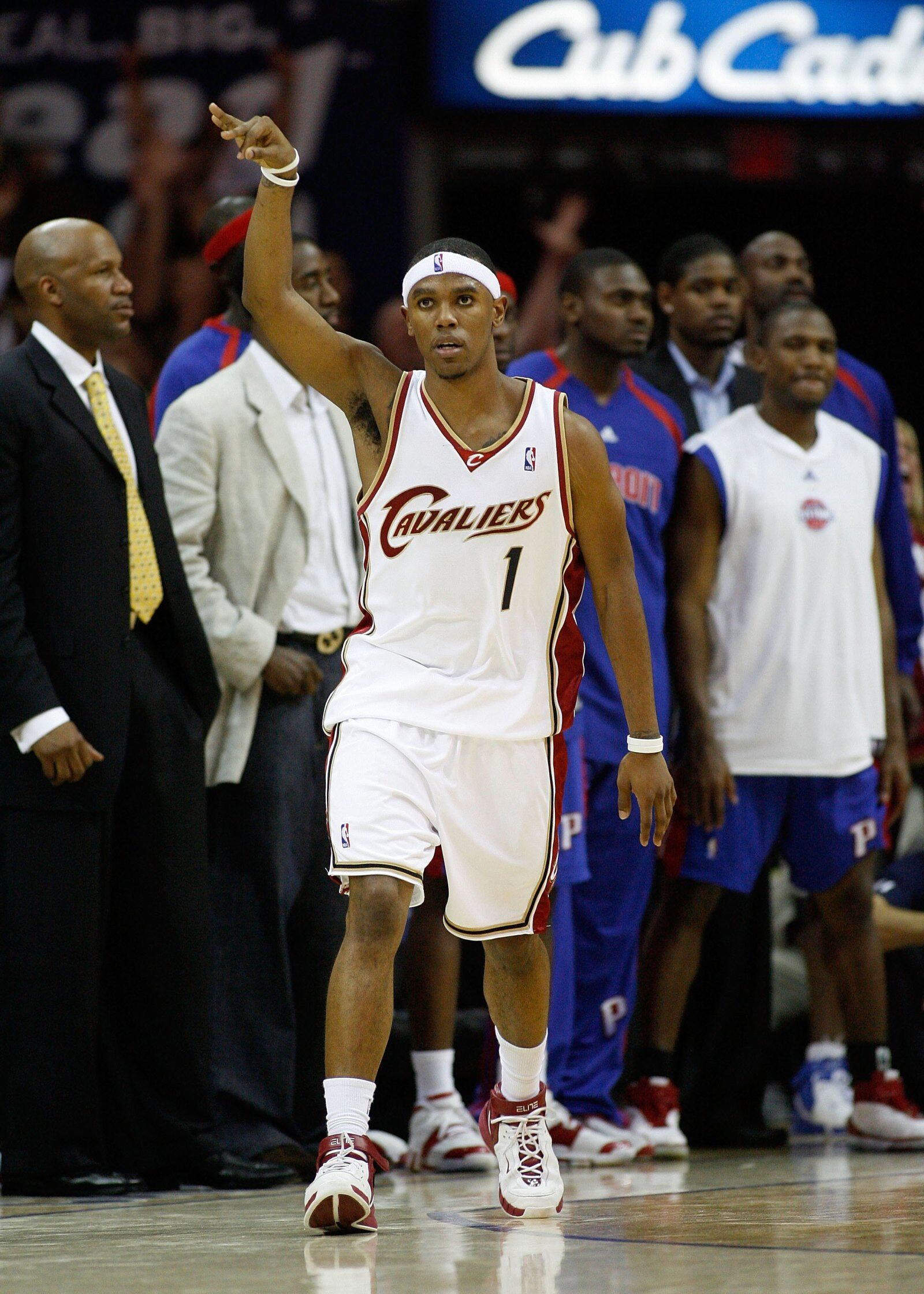 Cavs: Daniel Gibson would make the perfect 'New Wine and Gold Era' bobblehead