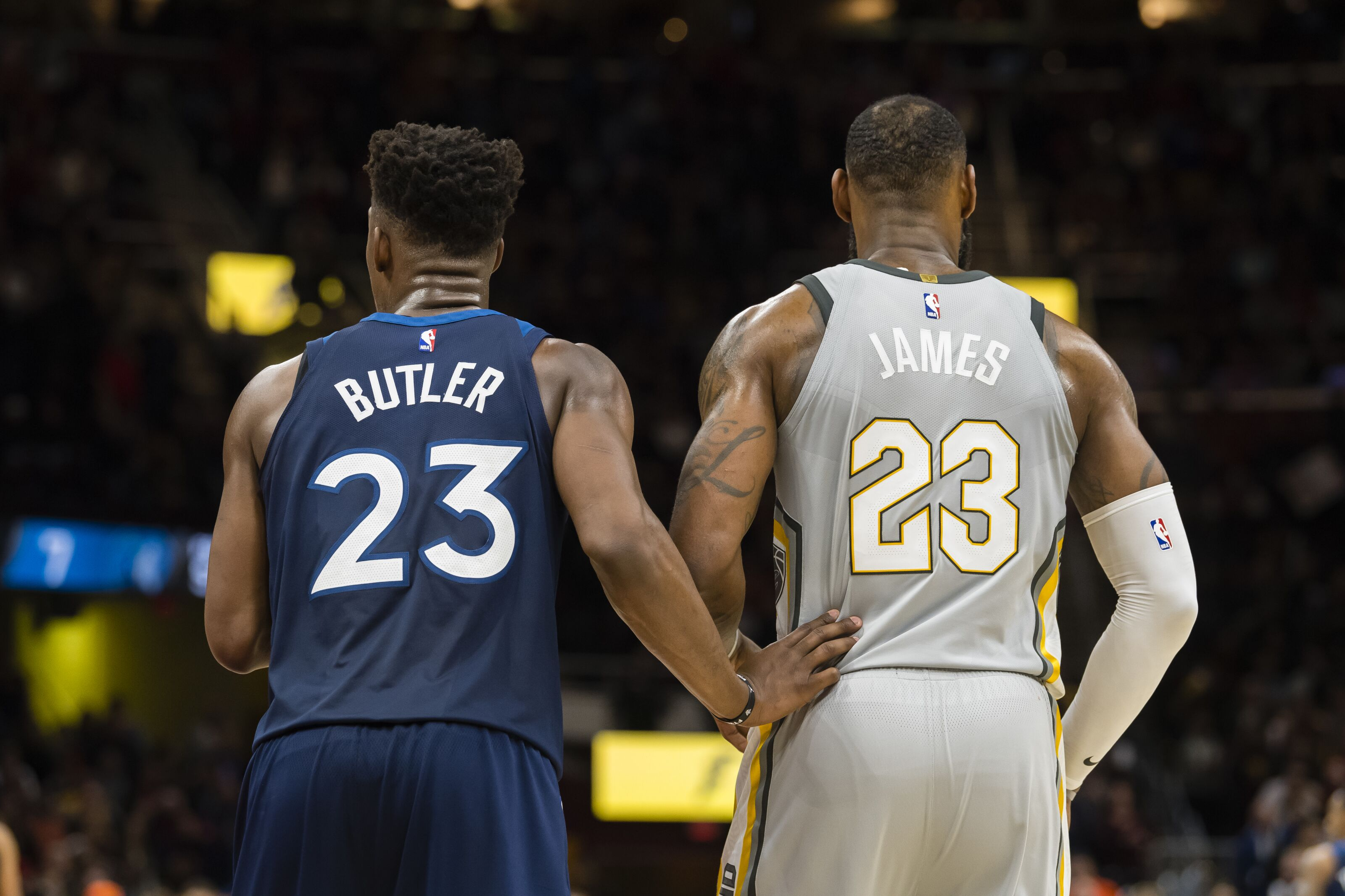 08fd8cbf390213 Cleveland Cavaliers: Could Jimmy Butler or KAT be the next franchise  superstar?