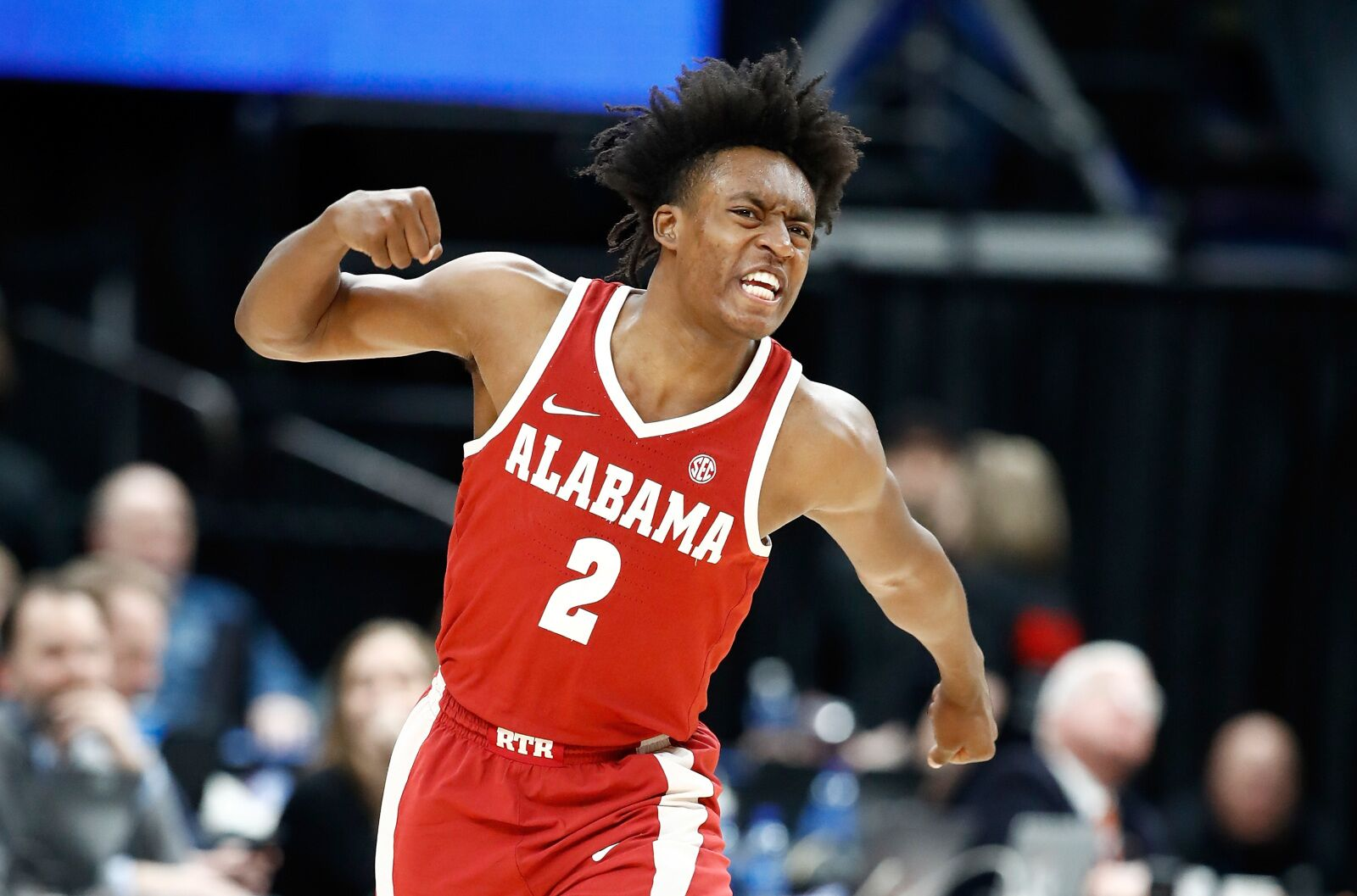 a0c5f3c34657 2018 NBA Draft  Cleveland Cavaliers work out Collin Sexton following Finals  loss