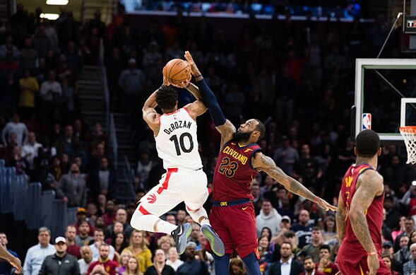 39325bec16a3 Cleveland Cavaliers  Proposing three trades to the Toronto Raptors