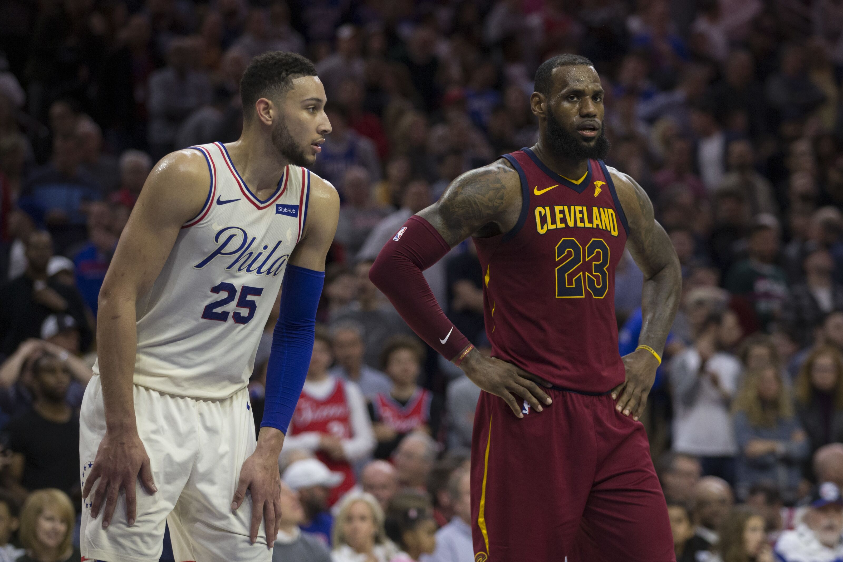 dc6cce92a0ed Why LeBron James will not be going to the Philadelphia 76ers