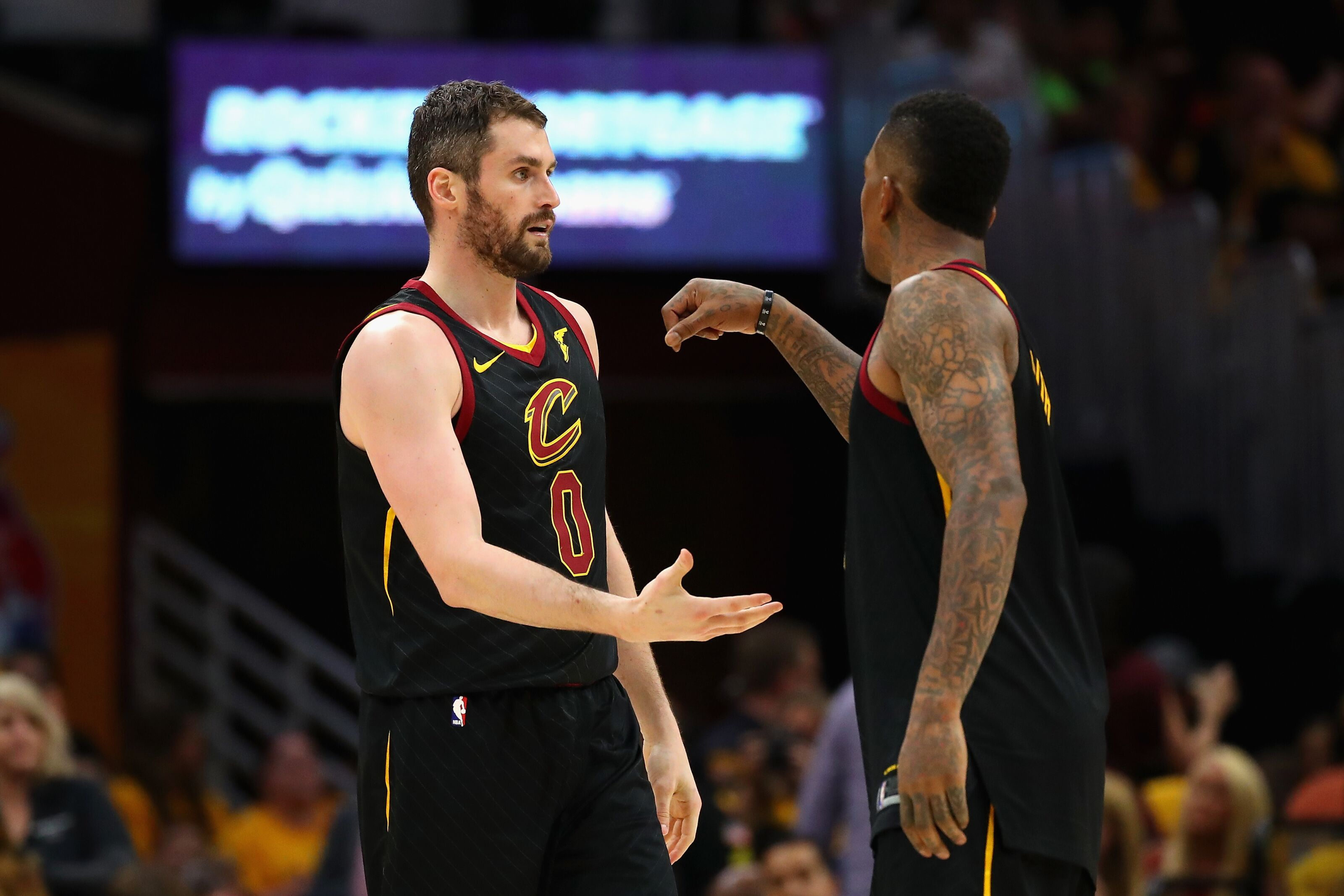 Cavs: Kevin Love's right in stressing how J.R. Smith was big championship piece