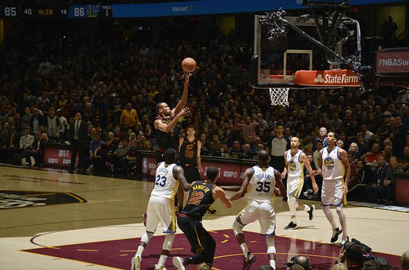 5f71f2aee Cleveland Cavaliers  3 reasons Rodney Hood could be an All-Star this ...