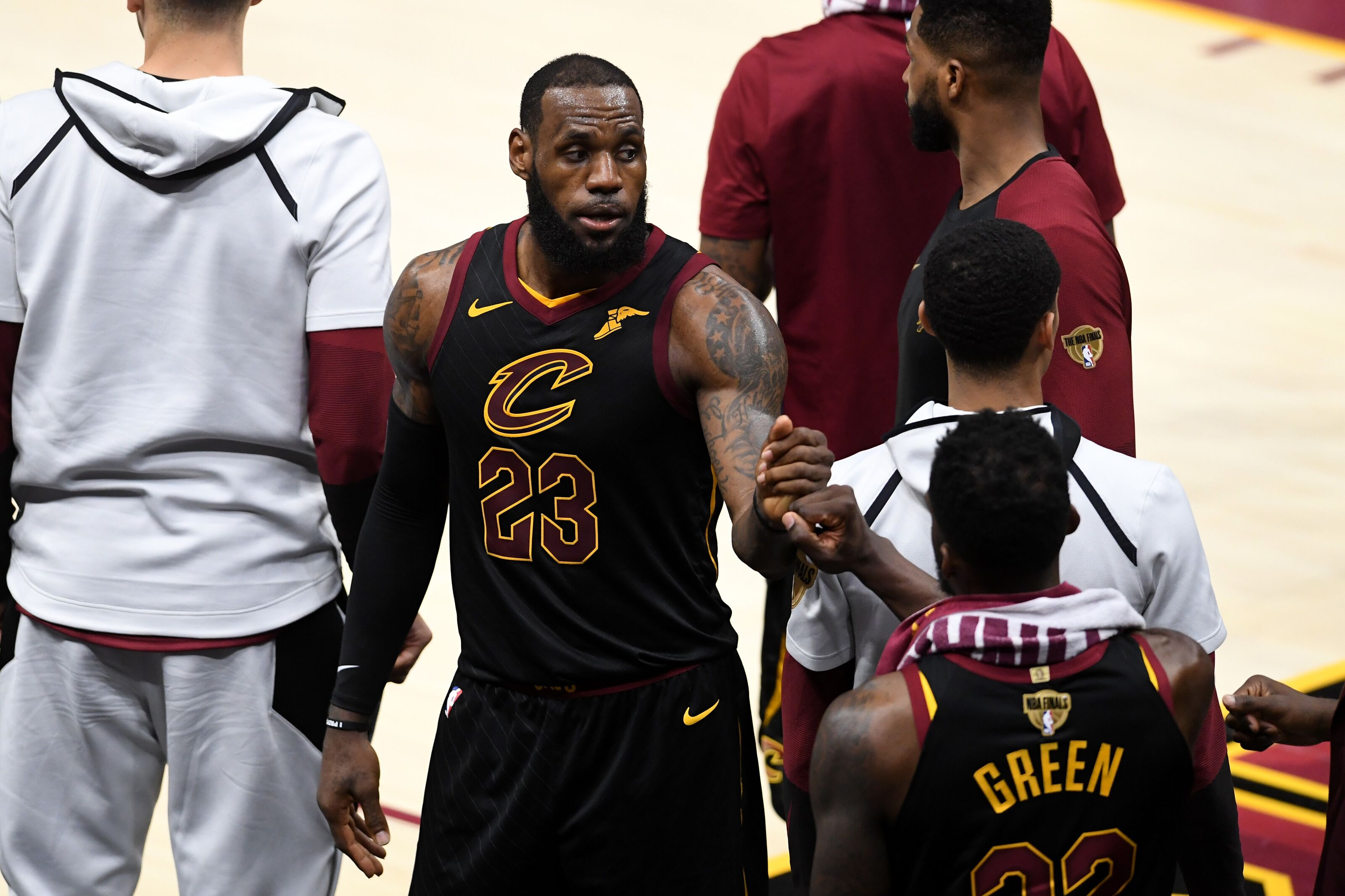 1201d84a2cc Cleveland Cavaliers rumors: LeBron James to let team know free agency plans  on Wednesday