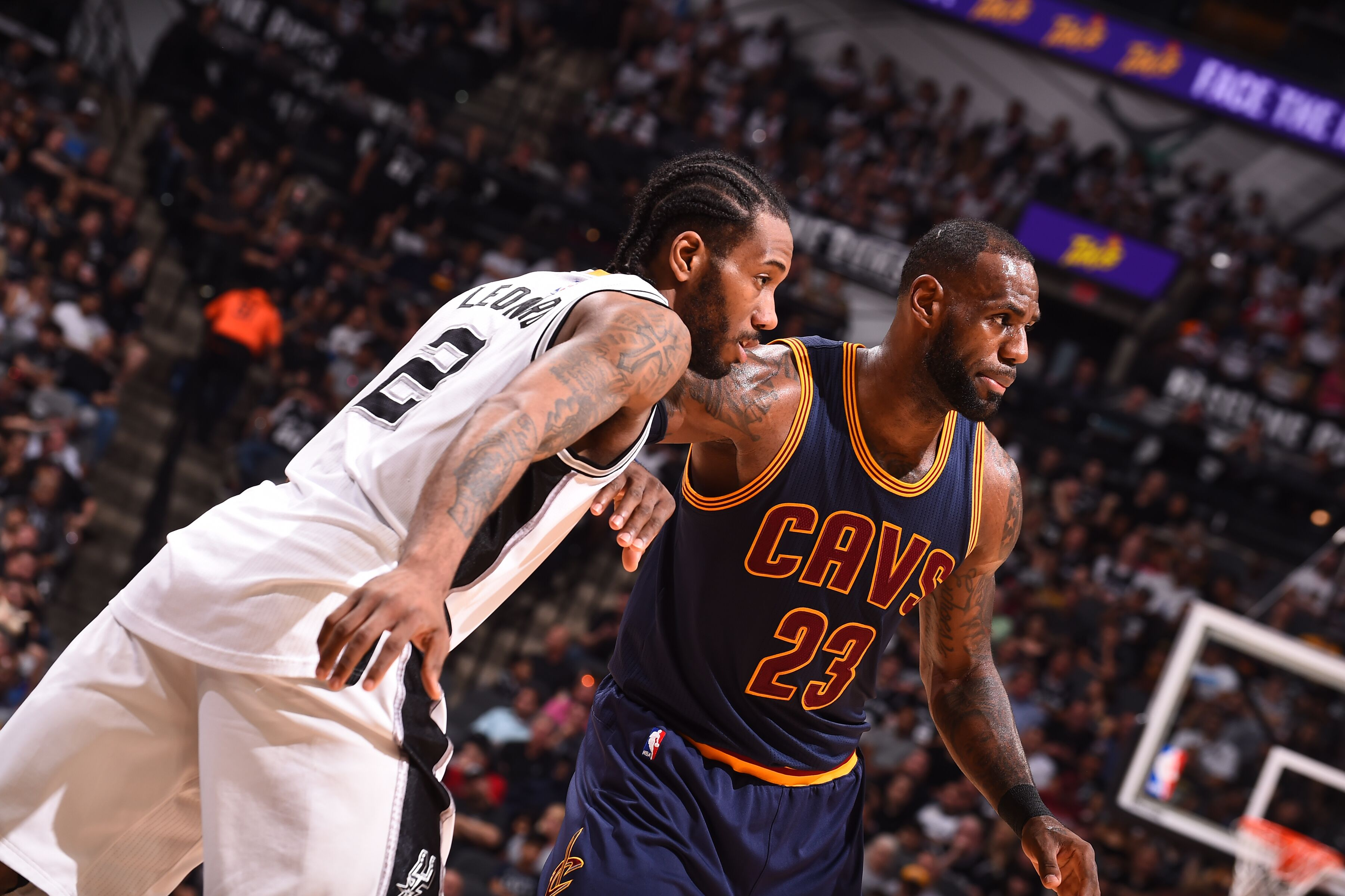 231813d38d52 Cleveland Cavaliers  Kawhi Leonard is suddenly a real trade possibility