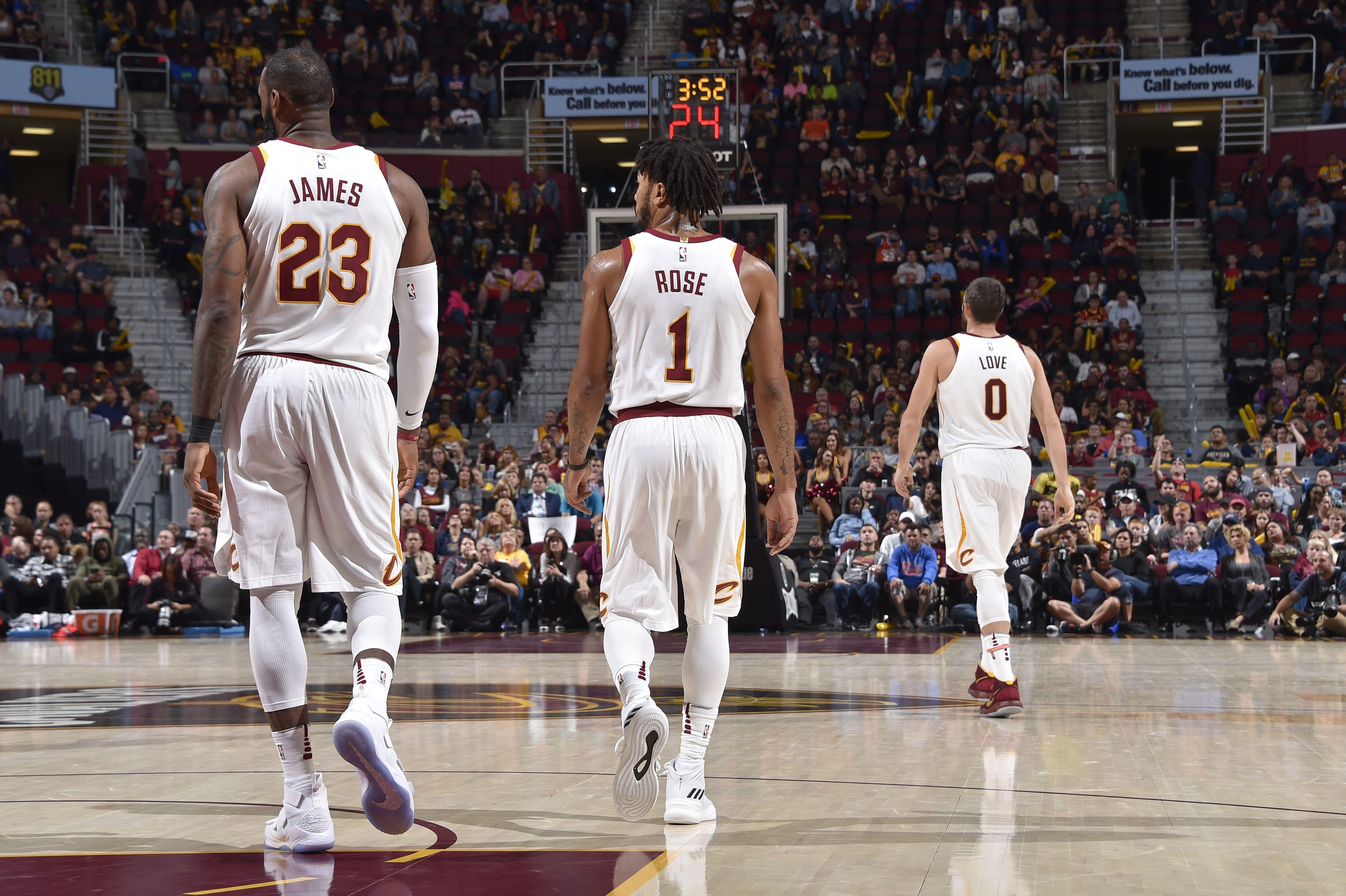 8ddc2eb6d006 Cleveland Cavaliers  Tyronn Lue recruited Derrick Rose