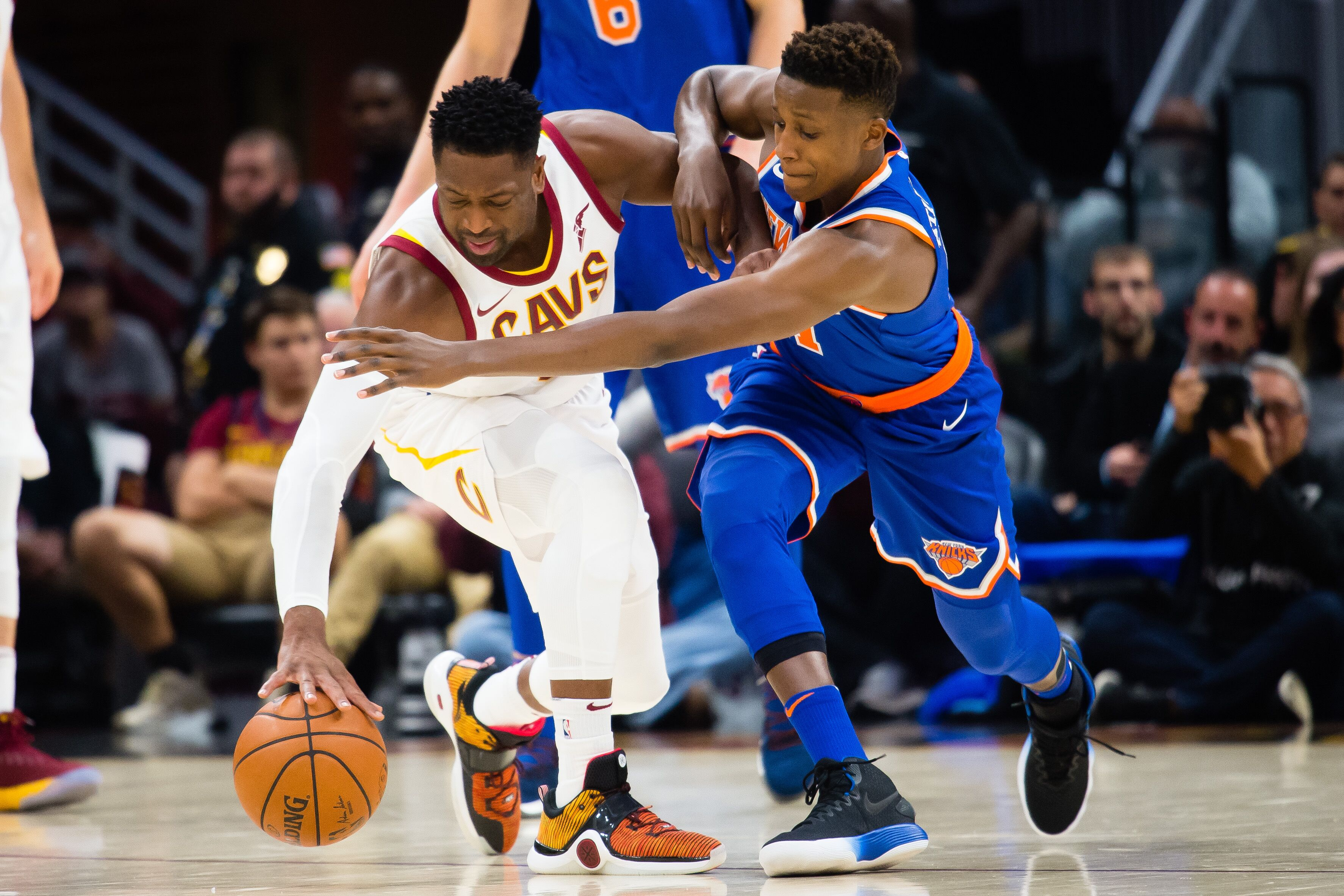 86fe67ca8259 Cleveland Cavaliers  What we learned vs. New York Knicks - Page 3