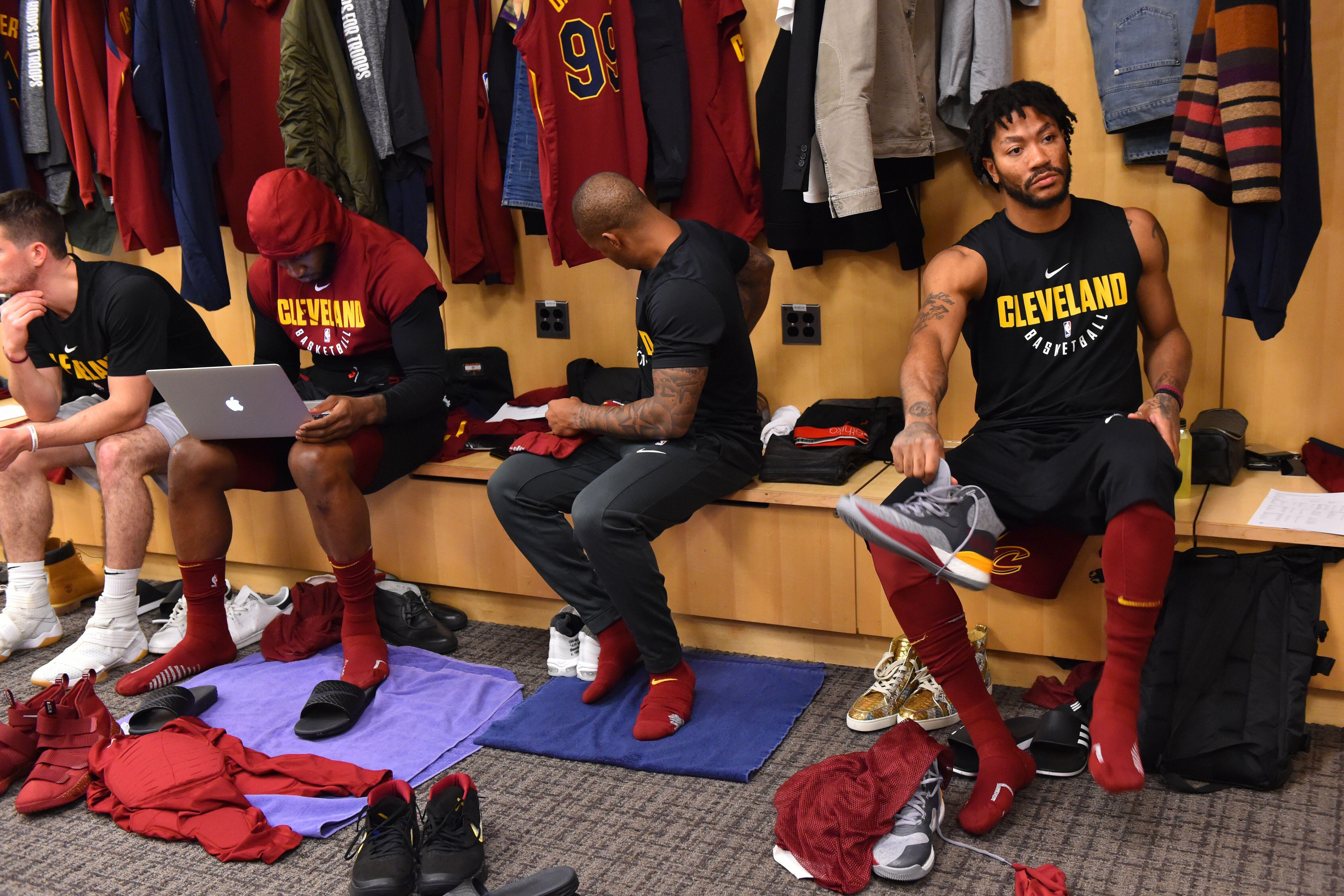 e9b4e103dc5b Cleveland Cavaliers  Is trading Derrick Rose an option