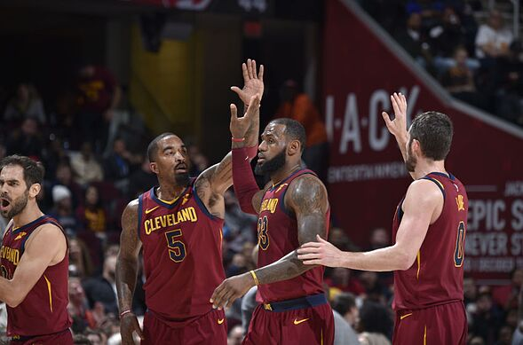 Cleveland Basketball Team >> Cleveland Cavaliers Ranking The Team S Top 10 Current Players
