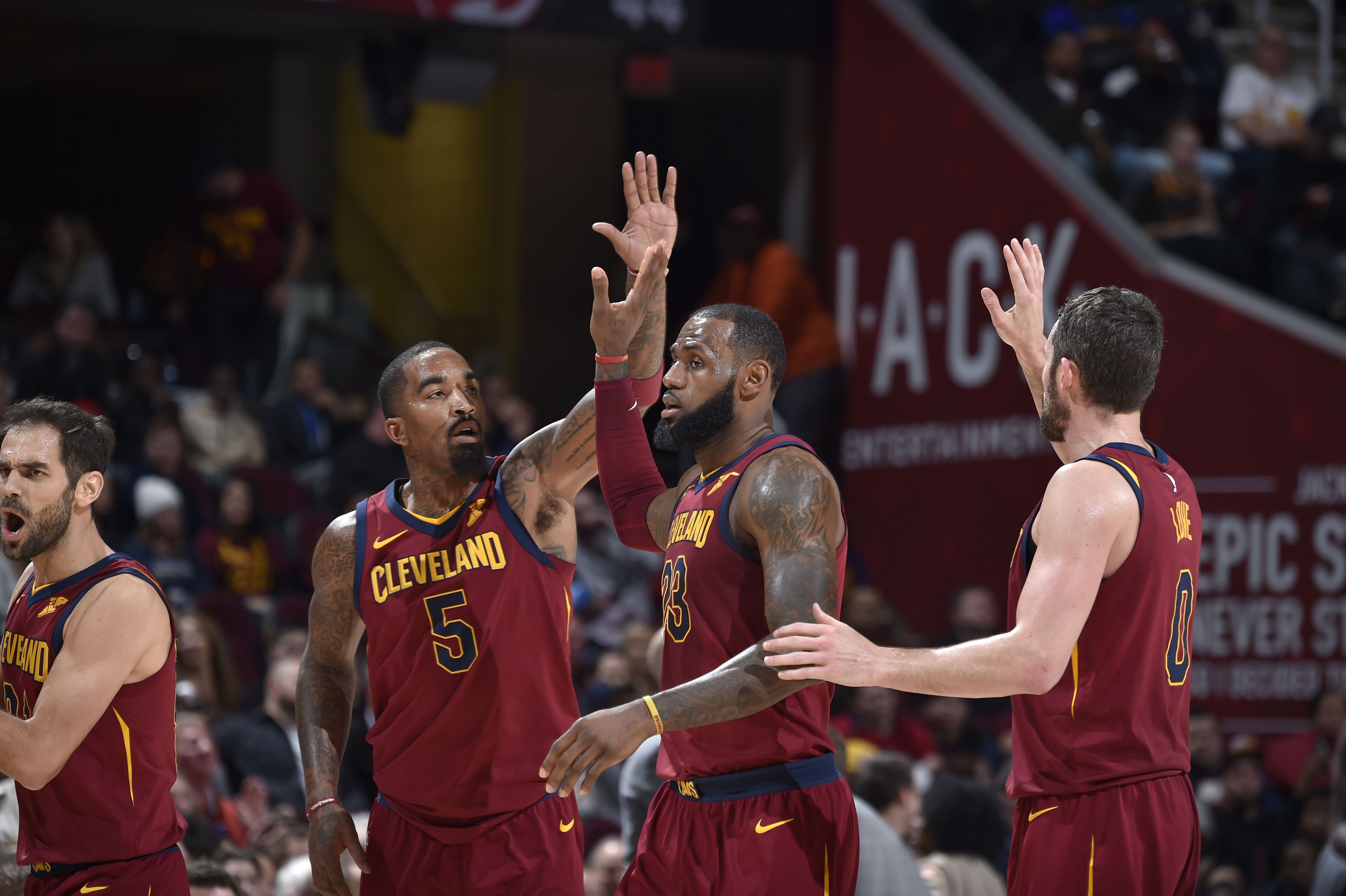 Cleveland Cavaliers: Cleveland Cavalier Player Grades: Cavs Claw Past The Hawks