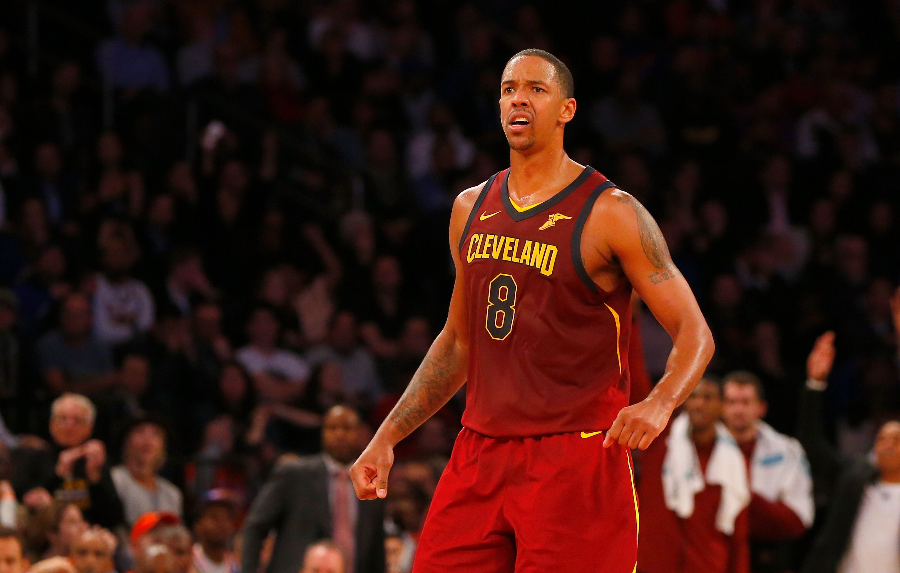 Cleveland Cavaliers: Frye's professionalism is refreshing