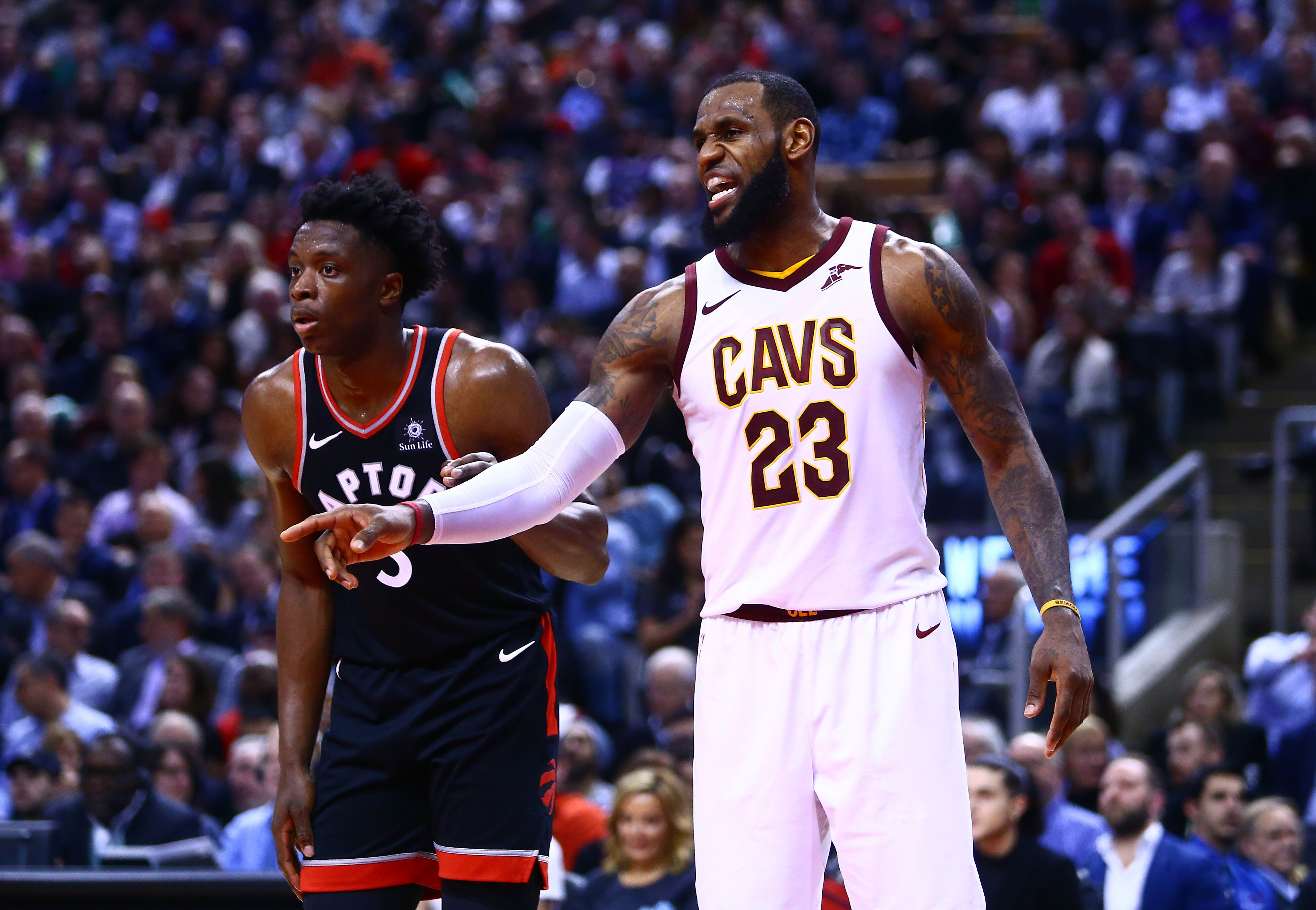 c5d303e5574b LeBron James is making a late push for the MVP award