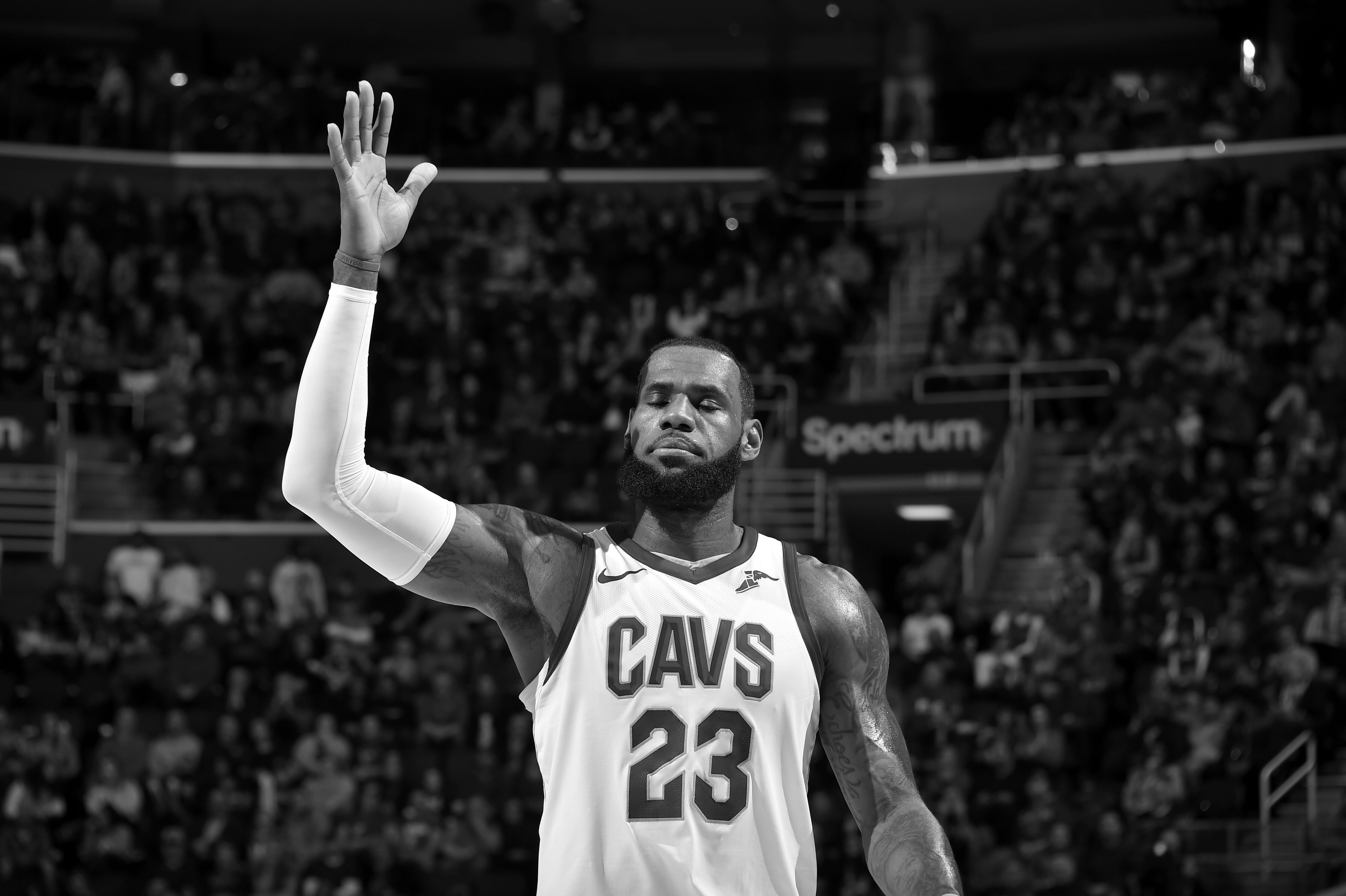 For the Cavaliers to get better, LeBron James must commit to