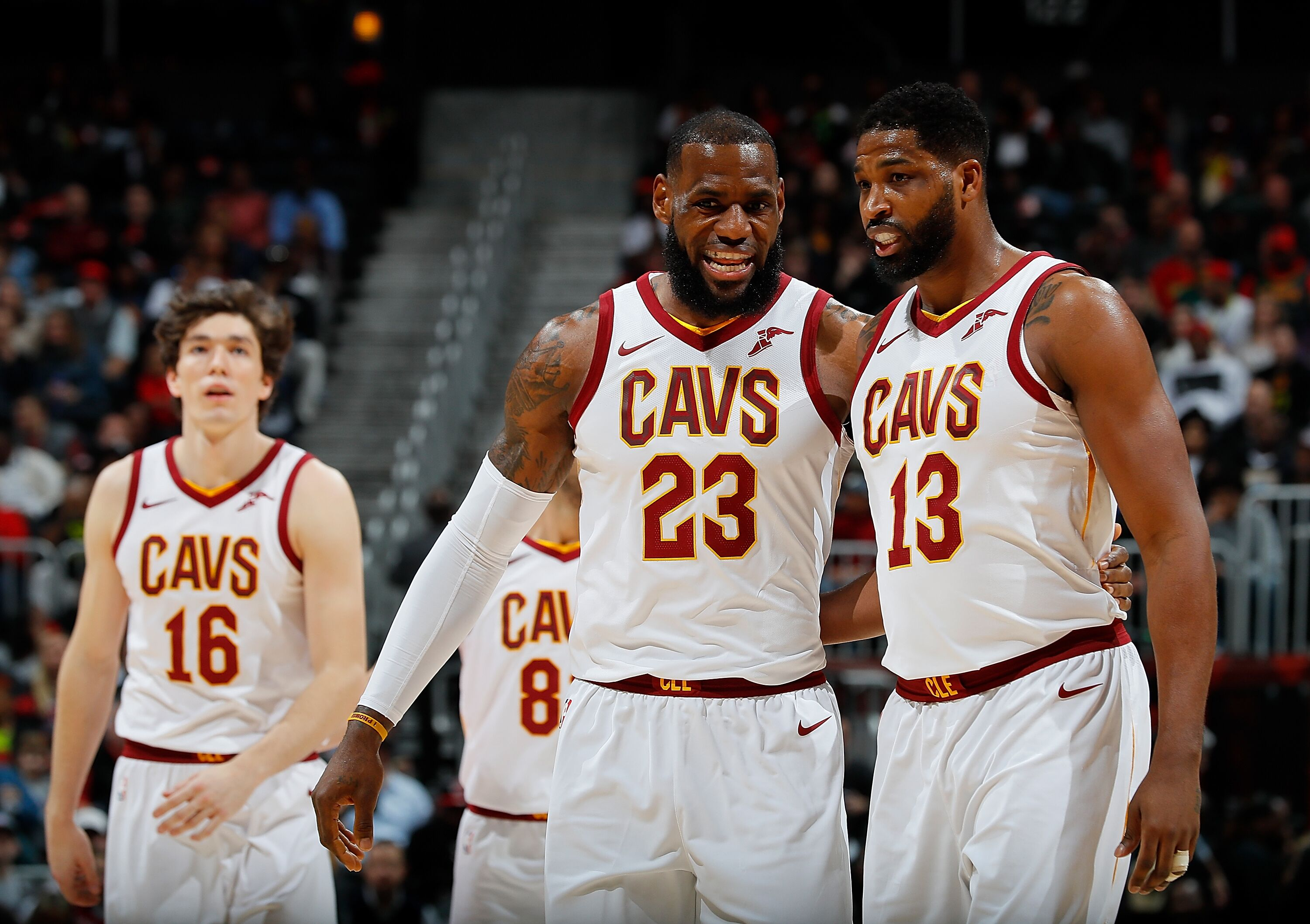 Cleveland Cavaliers: Cleveland Cavaliers: A Master List Of Buyout Targets For