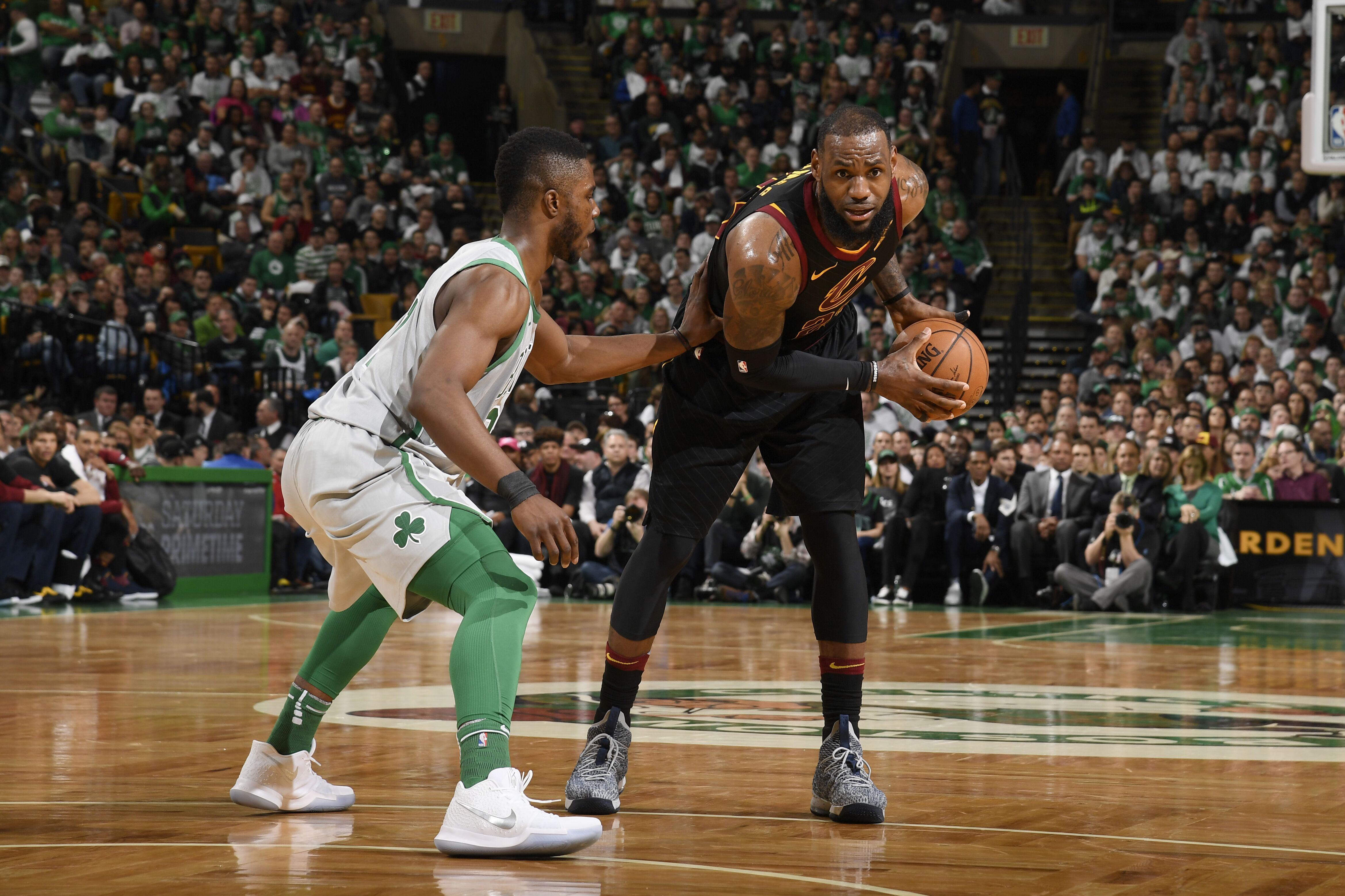 8bf556e044a8 Cleveland Cavaliers  Cedi Osman makes LeBron James more dangerous