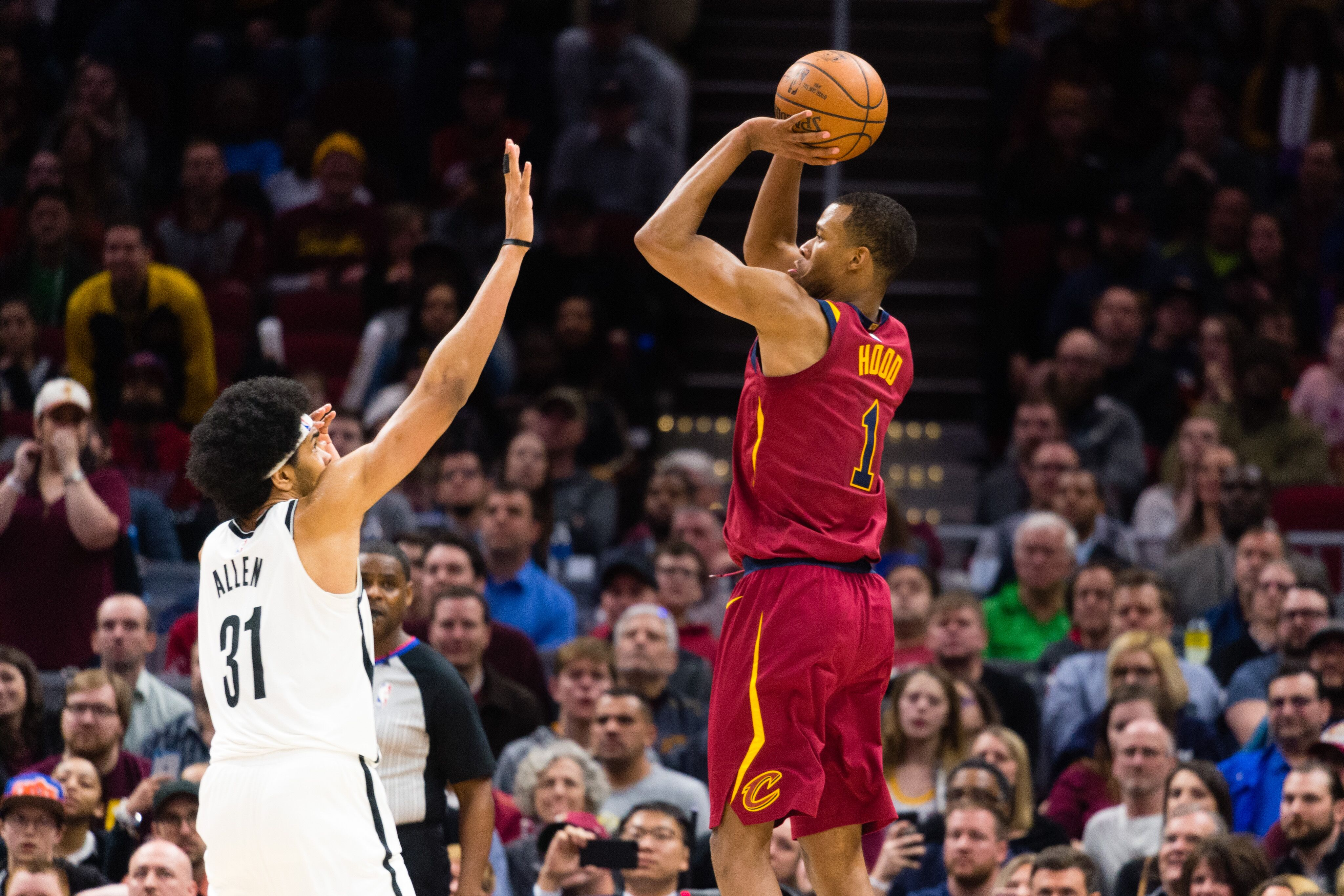 sports shoes 2f5f4 9c850 Cleveland Cavaliers: 3 reasons Rodney Hood could be an All ...
