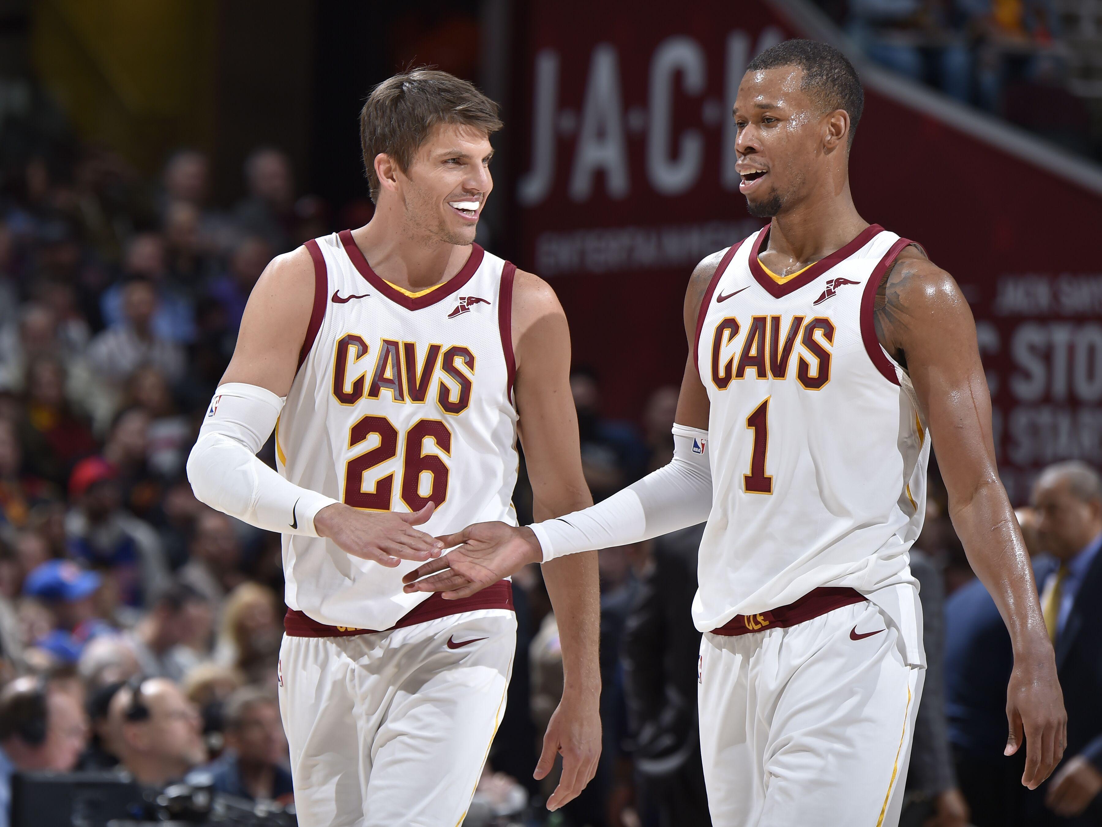 huge discount 2d4d6 62005 Cleveland Cavaliers: Cedi Osman, Rodney Hood injuries will ...