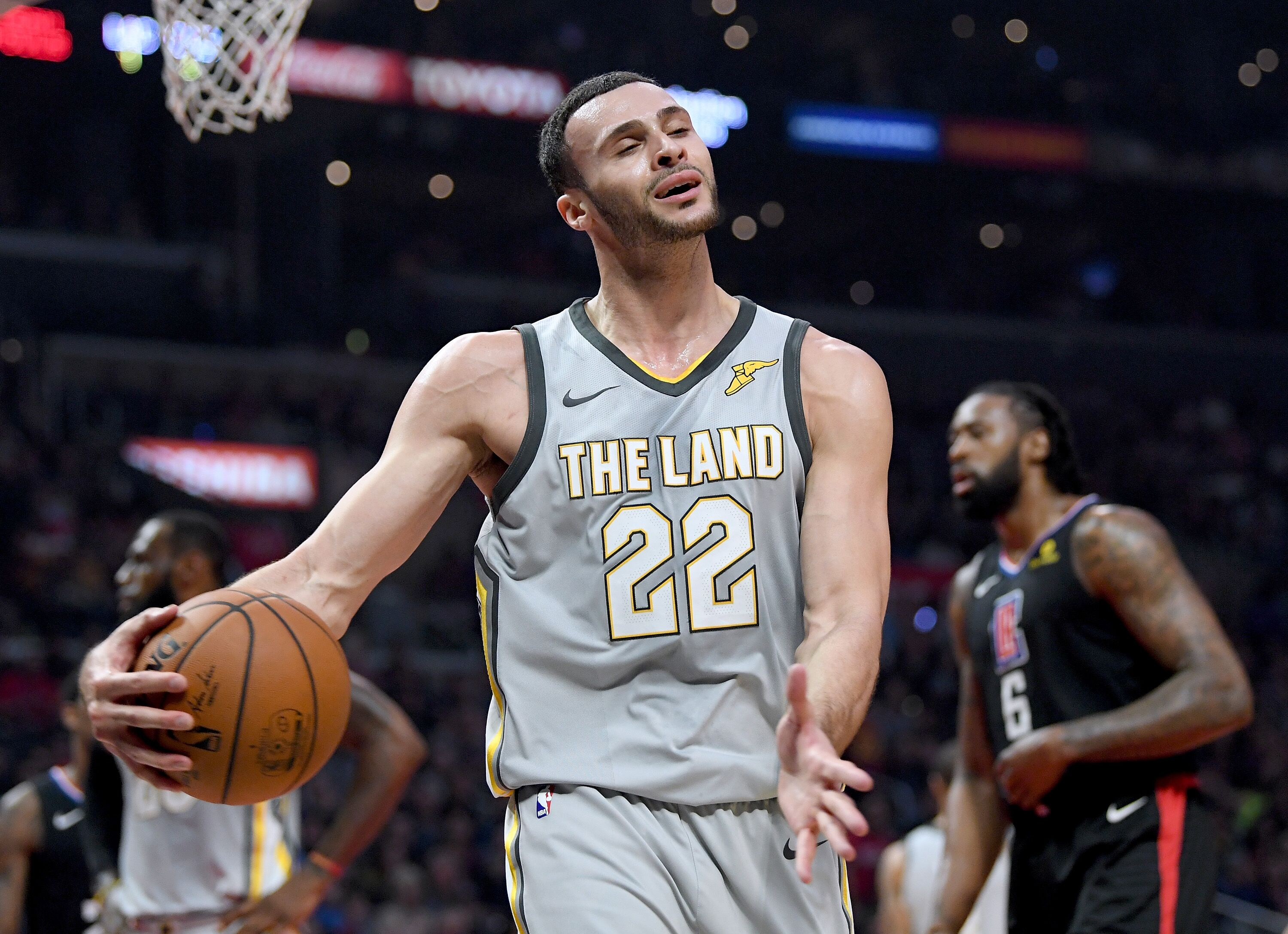 49c1f048cbcd Cleveland Cavaliers  Nance Jr.-Love duo may be the difference maker - Page 3