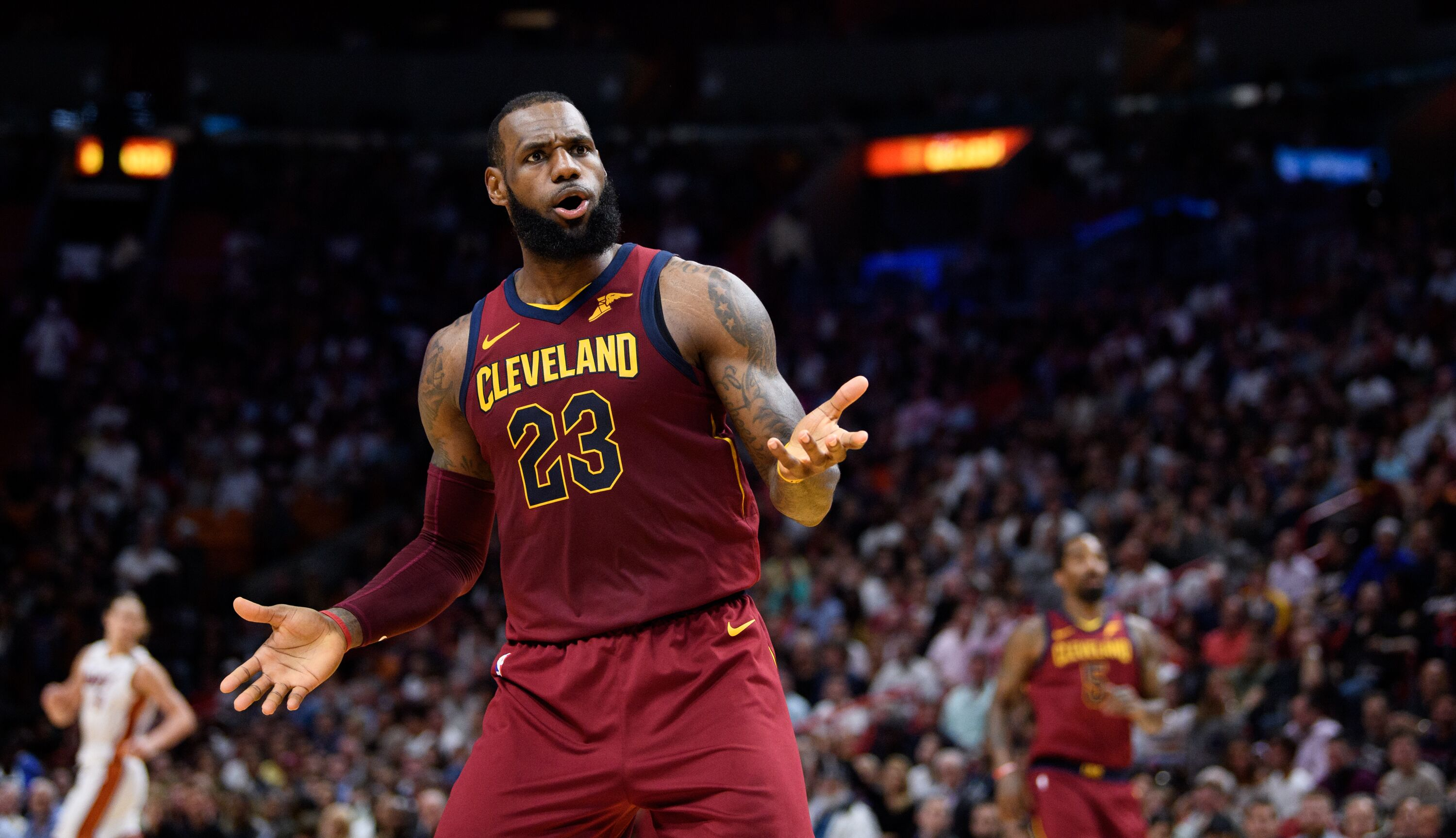 9f037894a22 LeBron James MVP status and the Cleveland Cavaliers final stretch