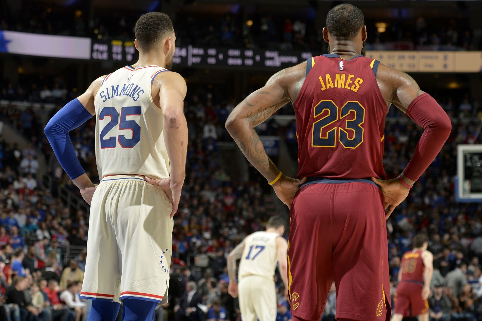 Why LeBron James will sign with the Phladelphia 76ers 767e6c0a3