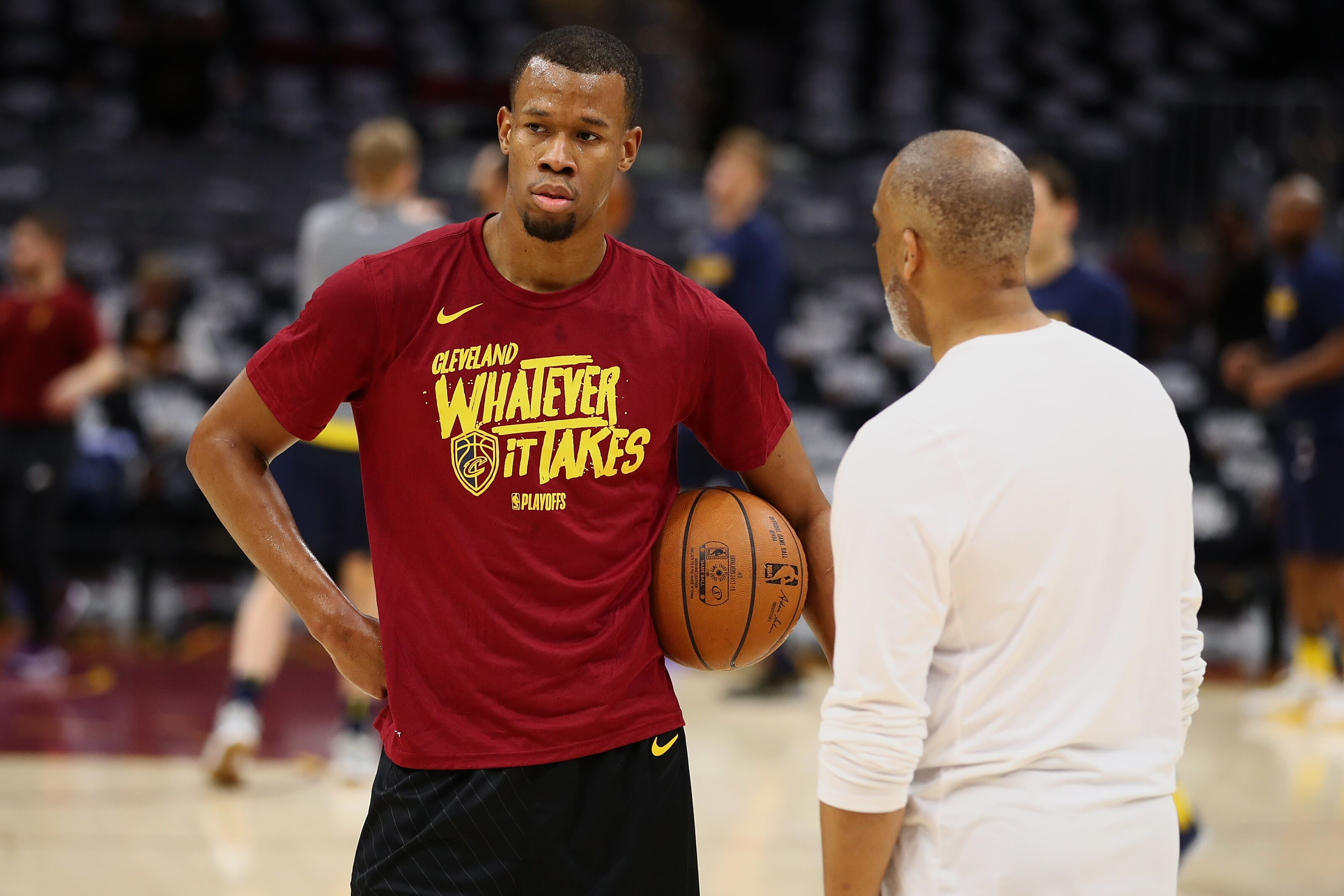 Should the Cleveland Cavaliers re-sign Rodney Hood  550a2eeec