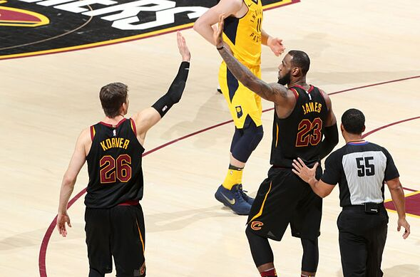 f5fb2f0498c0 Cleveland Cavaliers  Lessons from a pivotal Game 5 victory