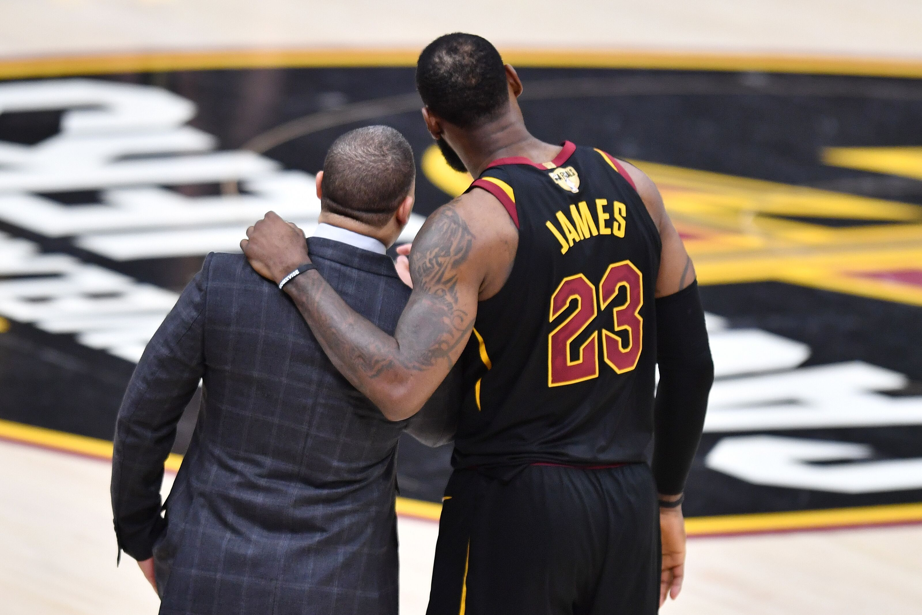 66d6294659a1 Cleveland Cavaliers  Ty Lue set to advise Walton on how to coach LeBron