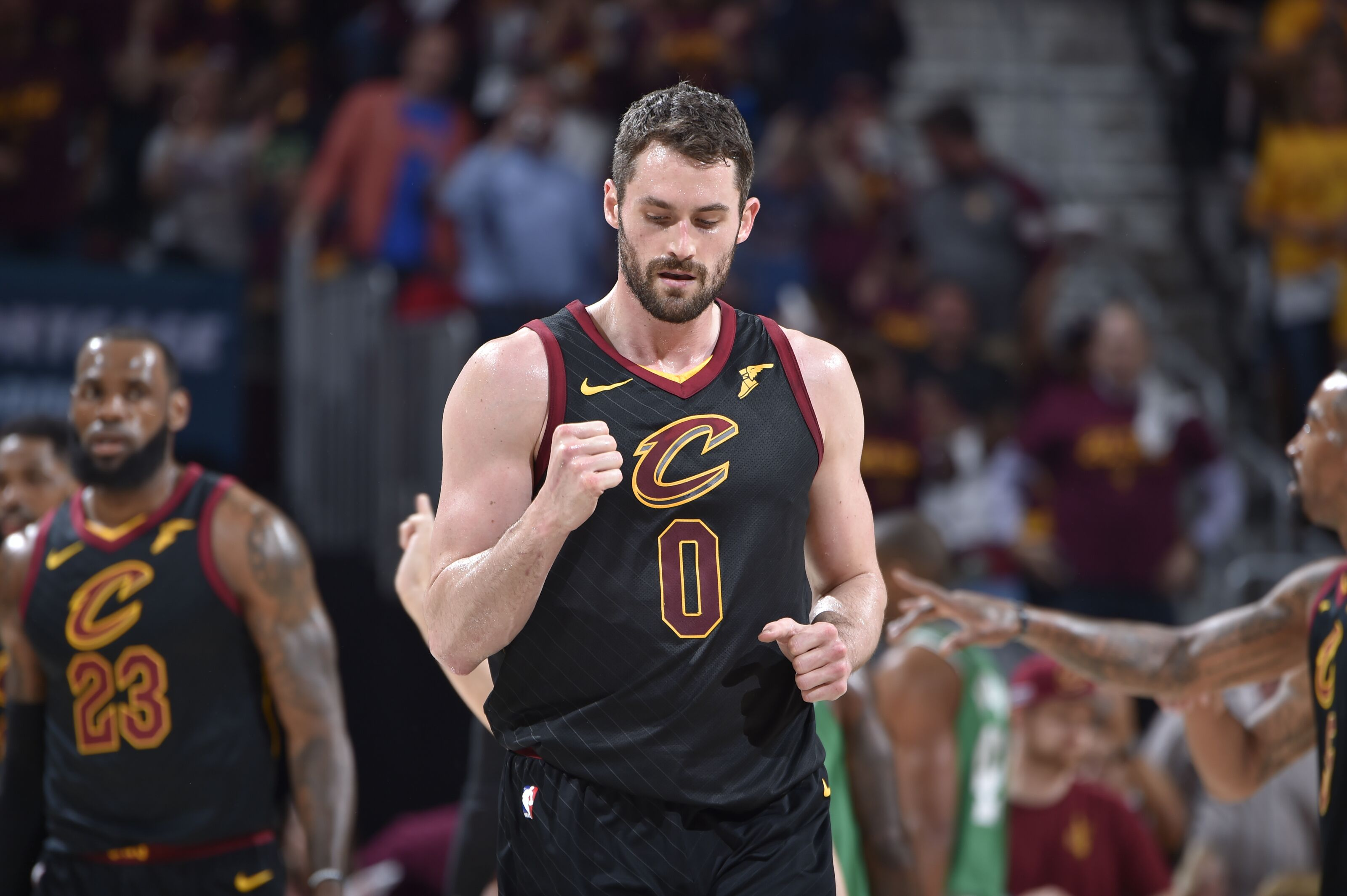 0702edba270b Cleveland Cavaliers  Kevin Love is a future first-ballot Hall of Famer