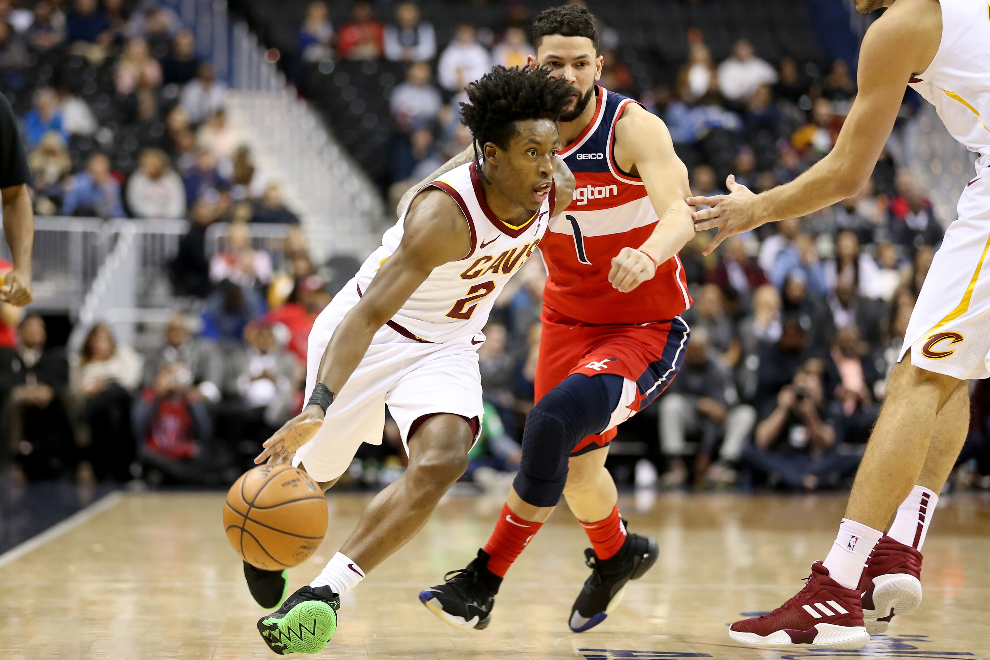Cleveland Cavaliers: Sexton, Nwaba provide bright spots in loss to Wizards