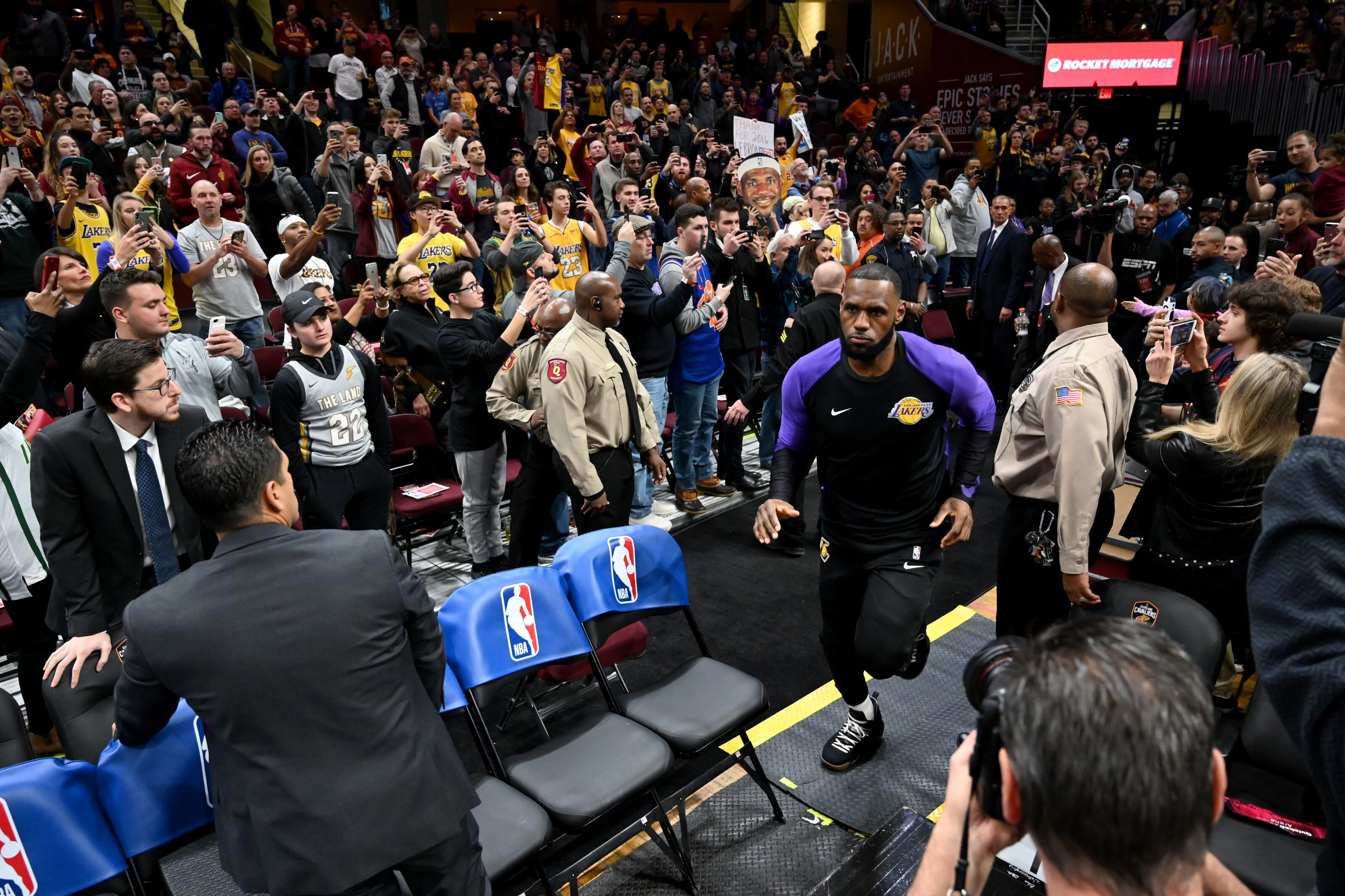 1f0e9612f50b Cleveland Cavaliers  What LeBron James  recent comments really mean