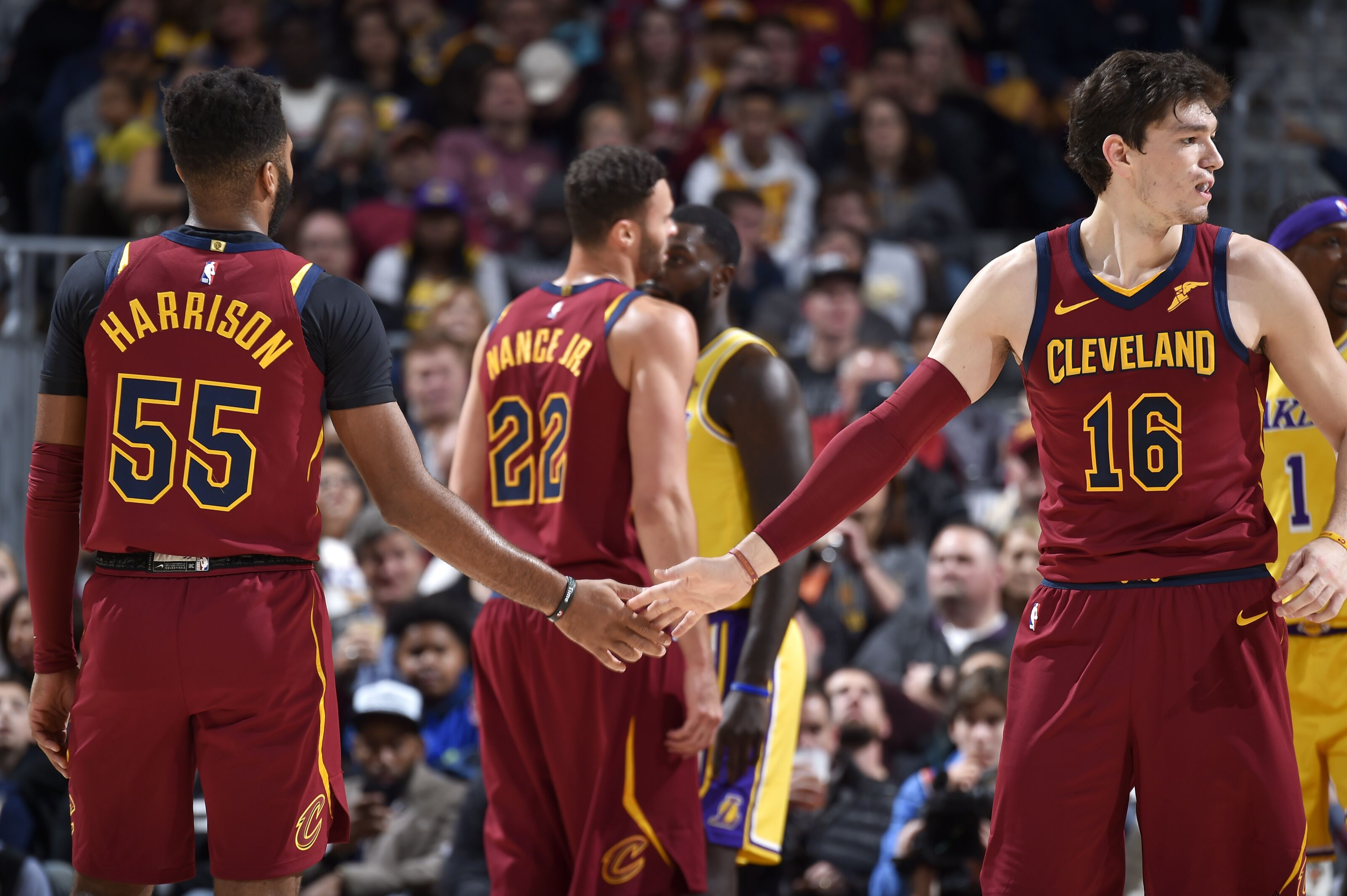 Cleveland Cavaliers Controlled Offensive Aggression Is