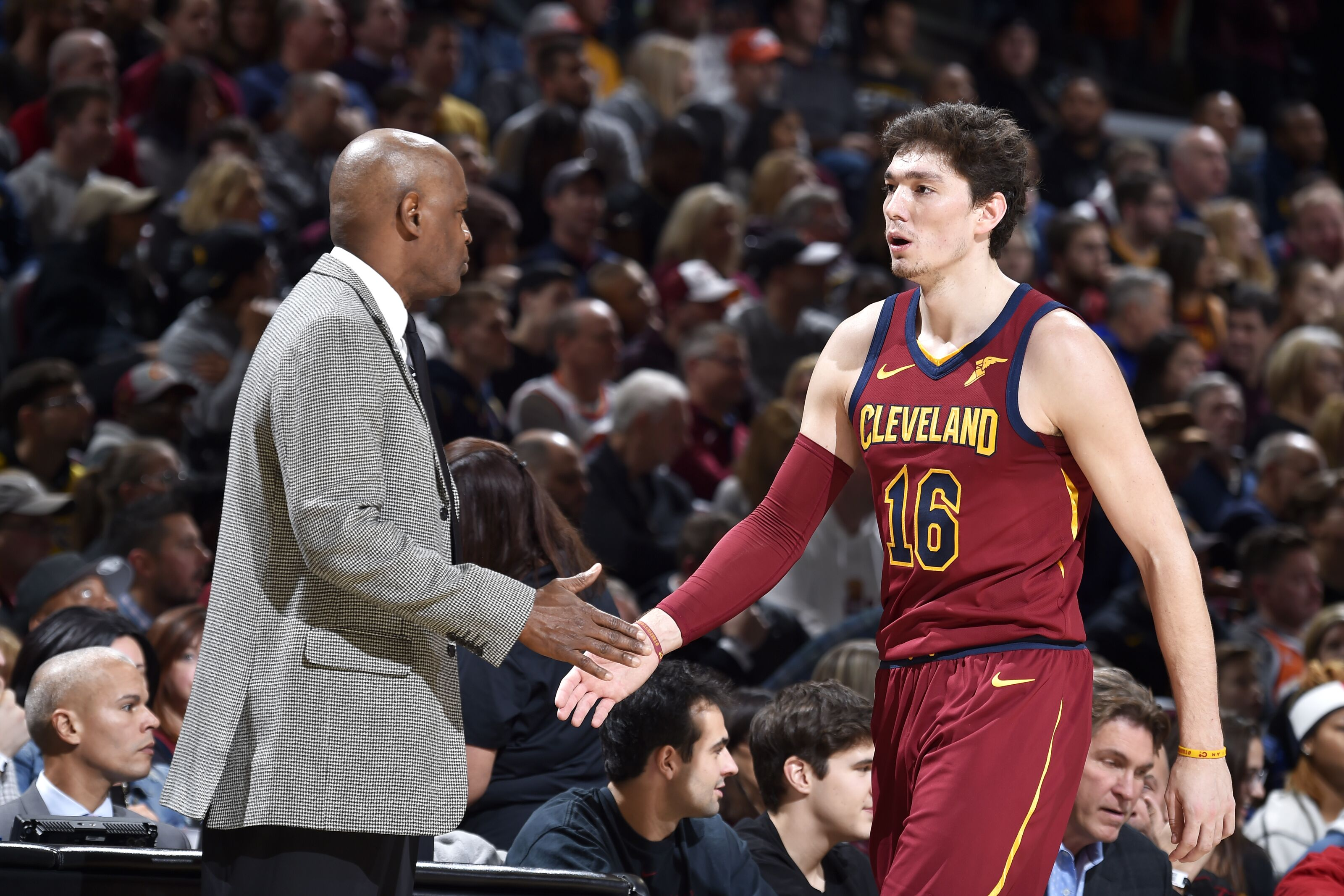 The Cleveland Cavaliers should not trade Cedi Osman