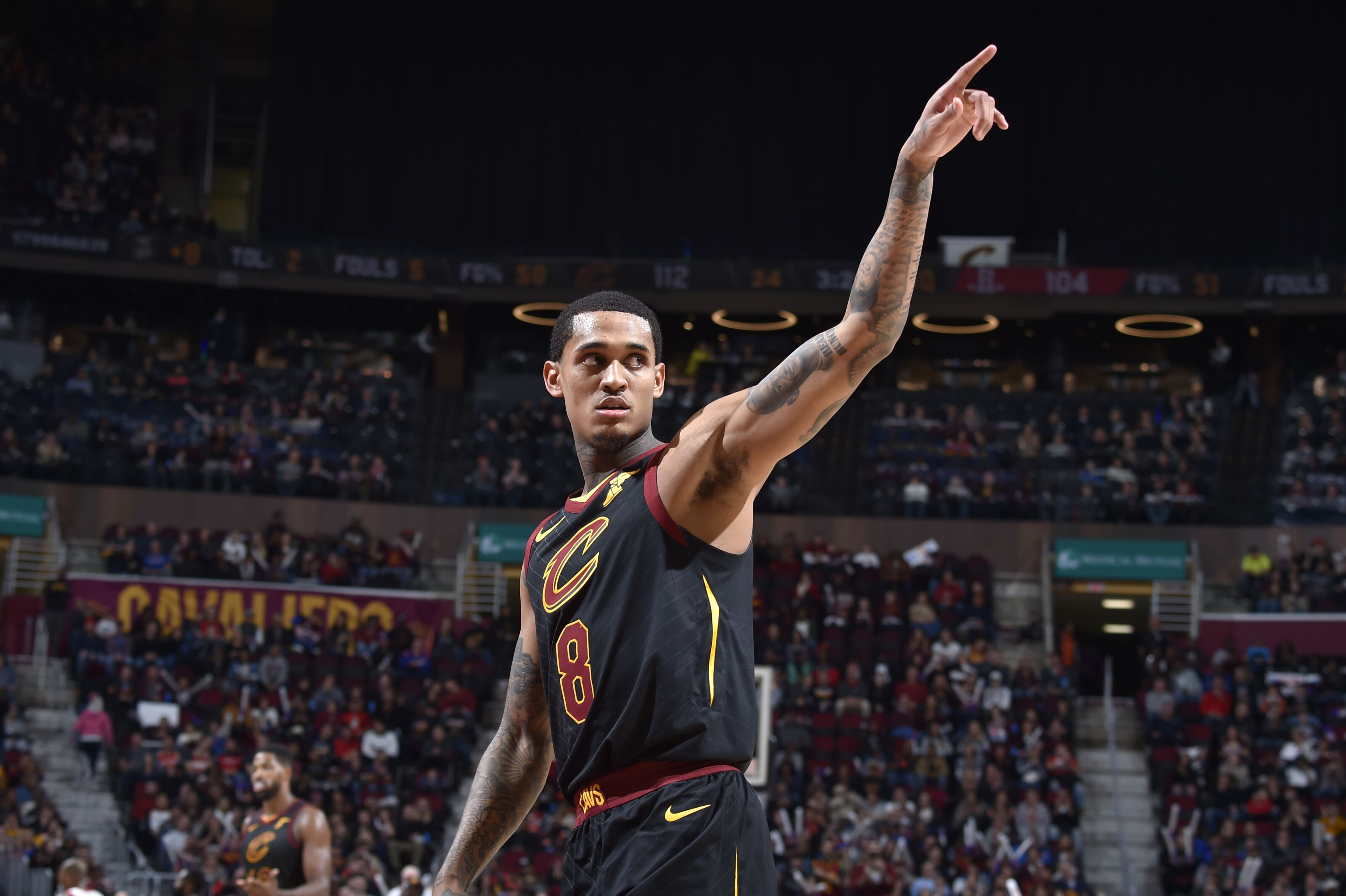 2ac120f9e59 Cleveland Cavaliers: Jordan Clarkson proving he is part of Cavs' future