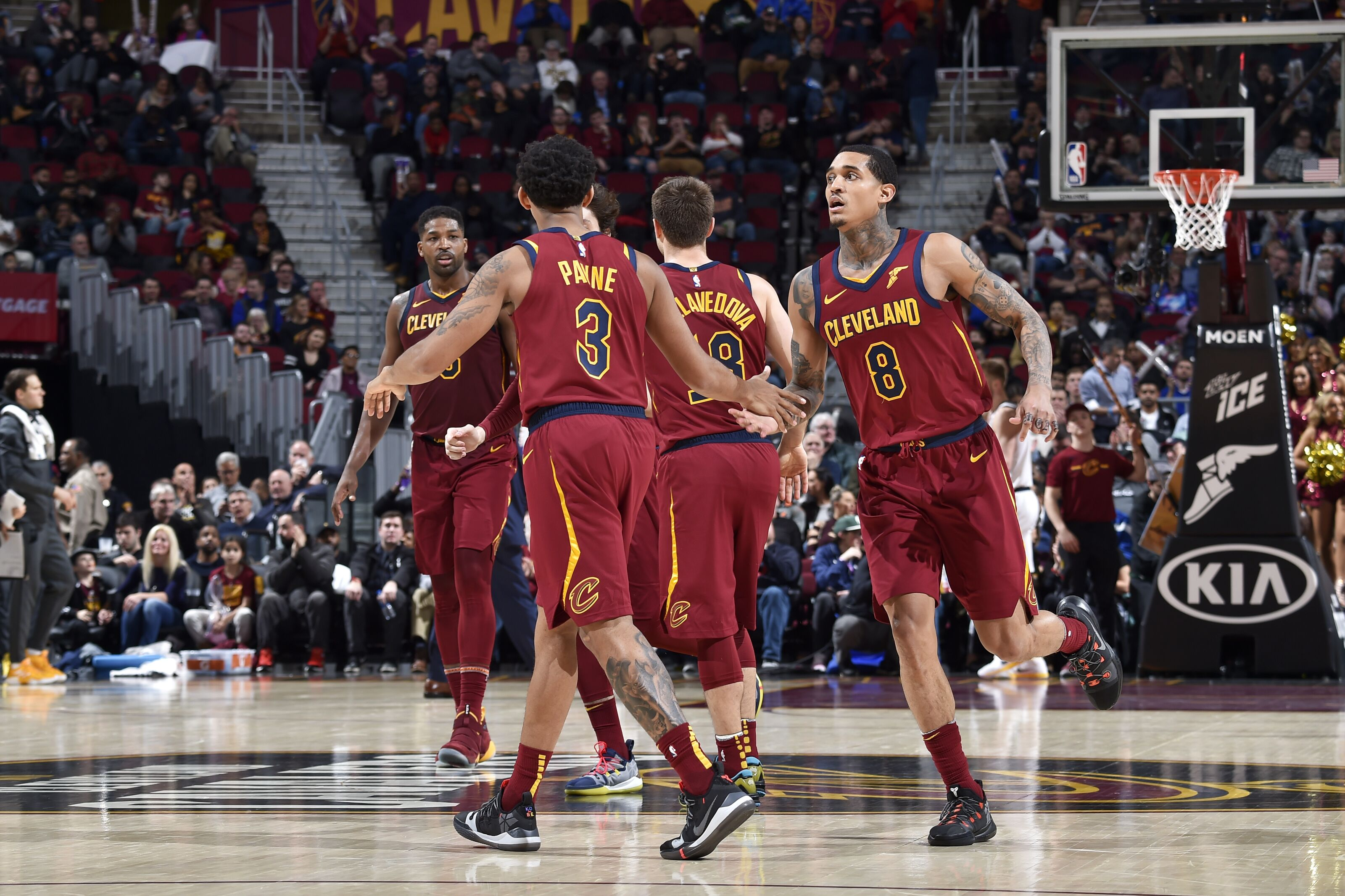 Cleveland Cavaliers  Current road trip will help determine roster s future f47840e51