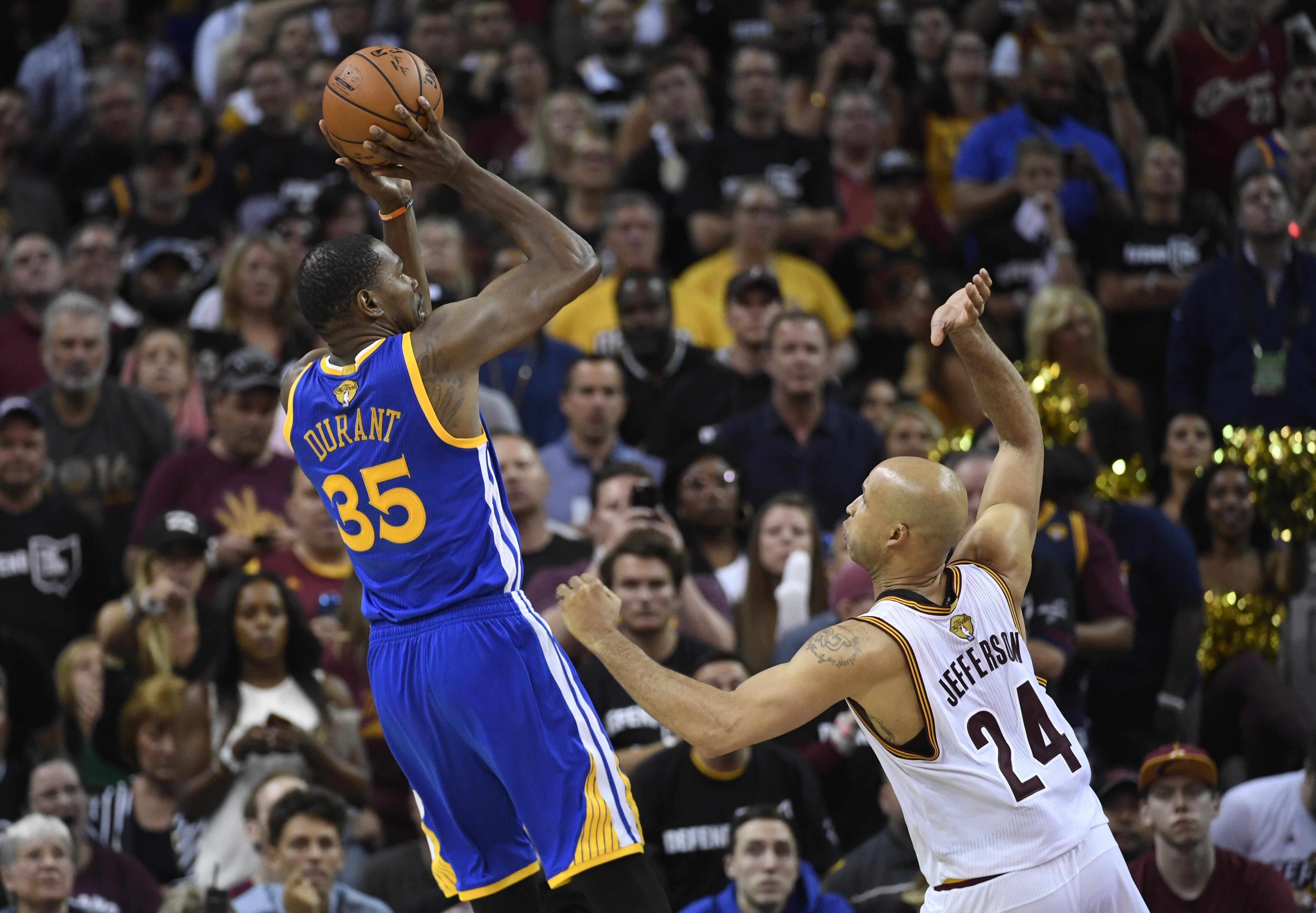 Cleveland Cavaliers free agency: 3 Durant-stoppers for the Cavs to sign