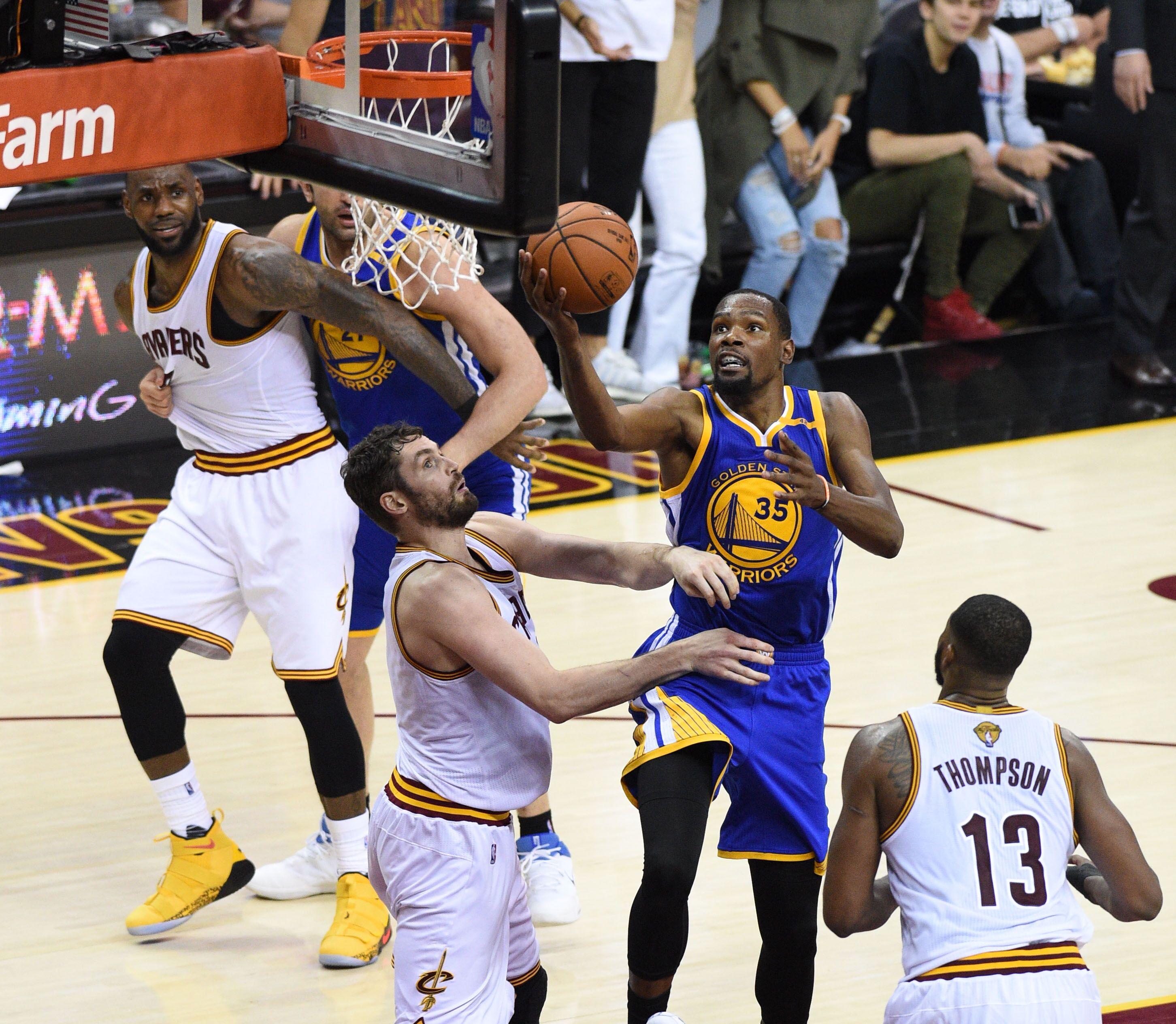 LeBron James' SVSM Teammate Says Cleveland Cavaliers Need