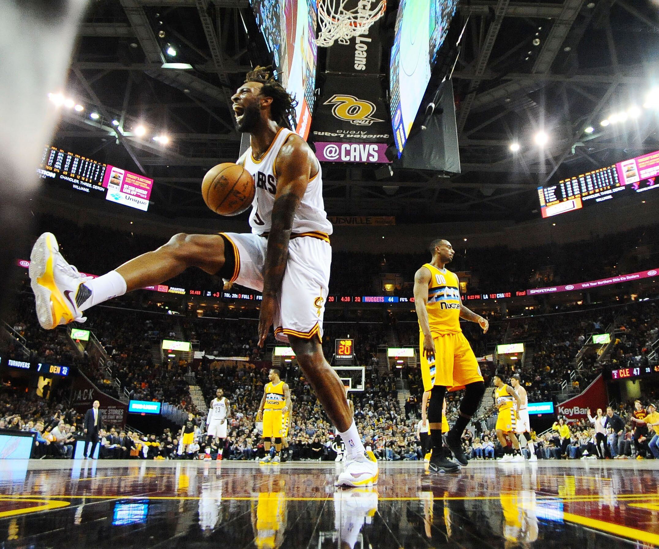 Cleveland Cavaliers Expect Derrick Williams To Impact The