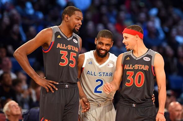 8cf0ba7d67e LeBron James made a statement during All-Star weekend and said he doesn t  share a rivalry with Stephen Curry. Is LeBron right or is he in denial